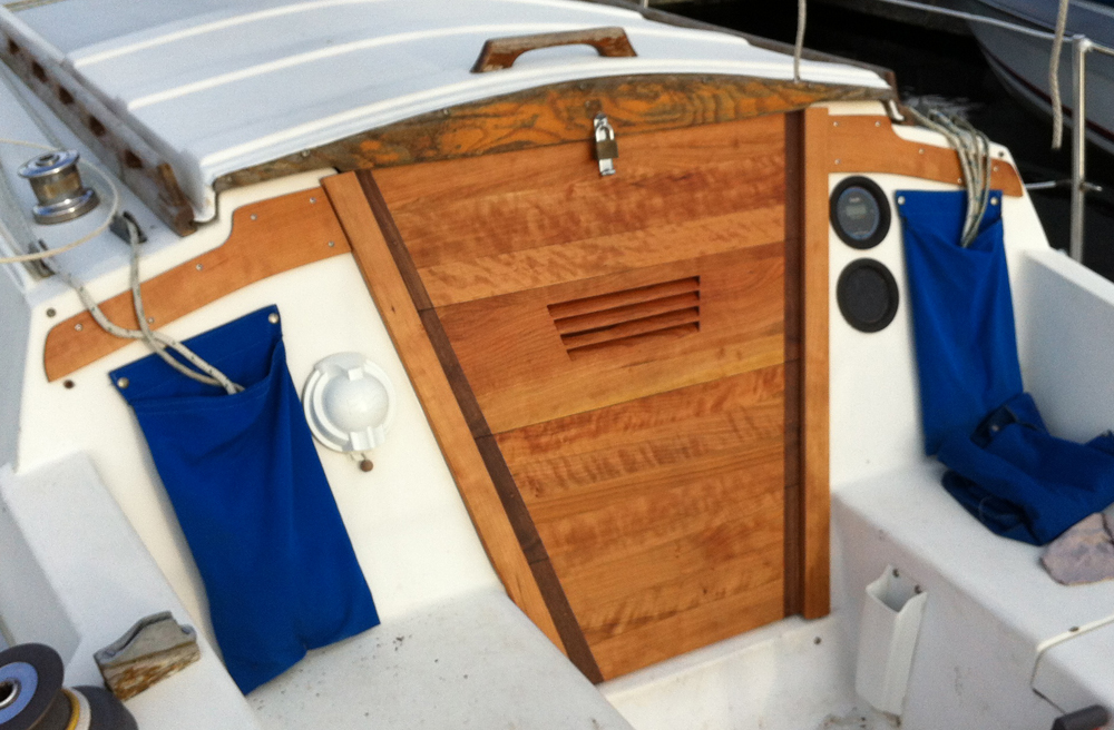 Wash Boards for Catalina 27