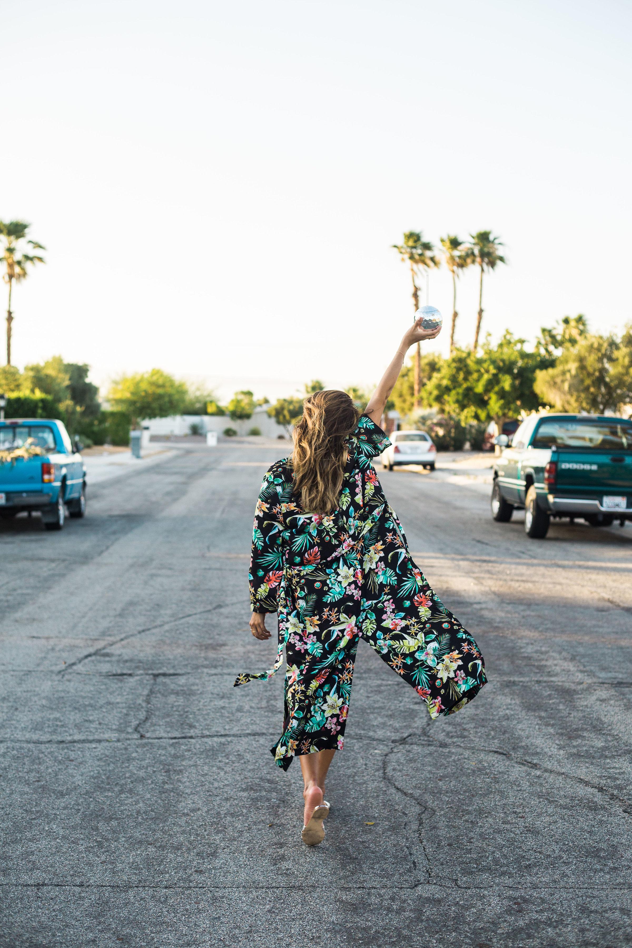Palm Springs Girl's Trip