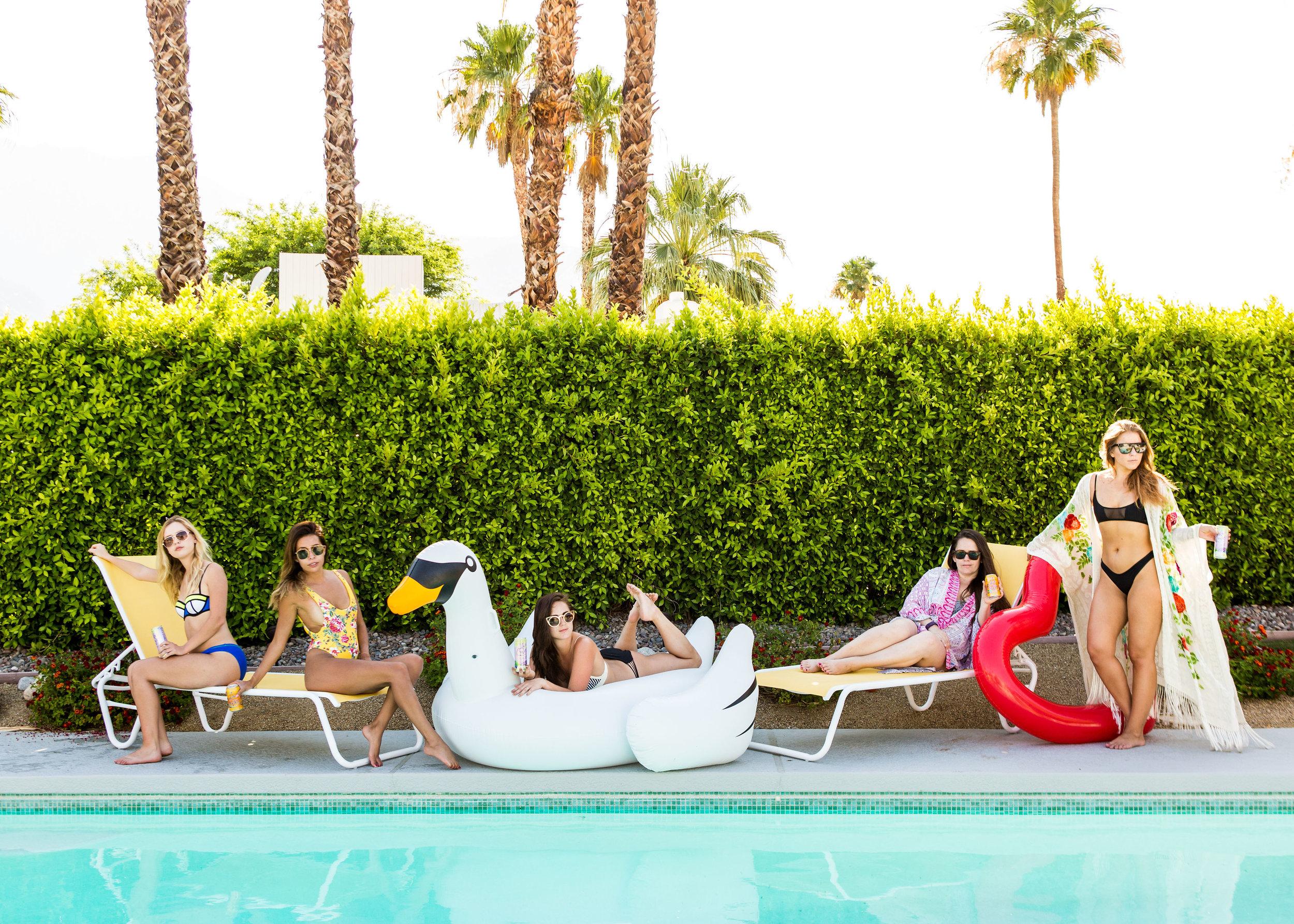 Vanity Fair Palm Springs Shot