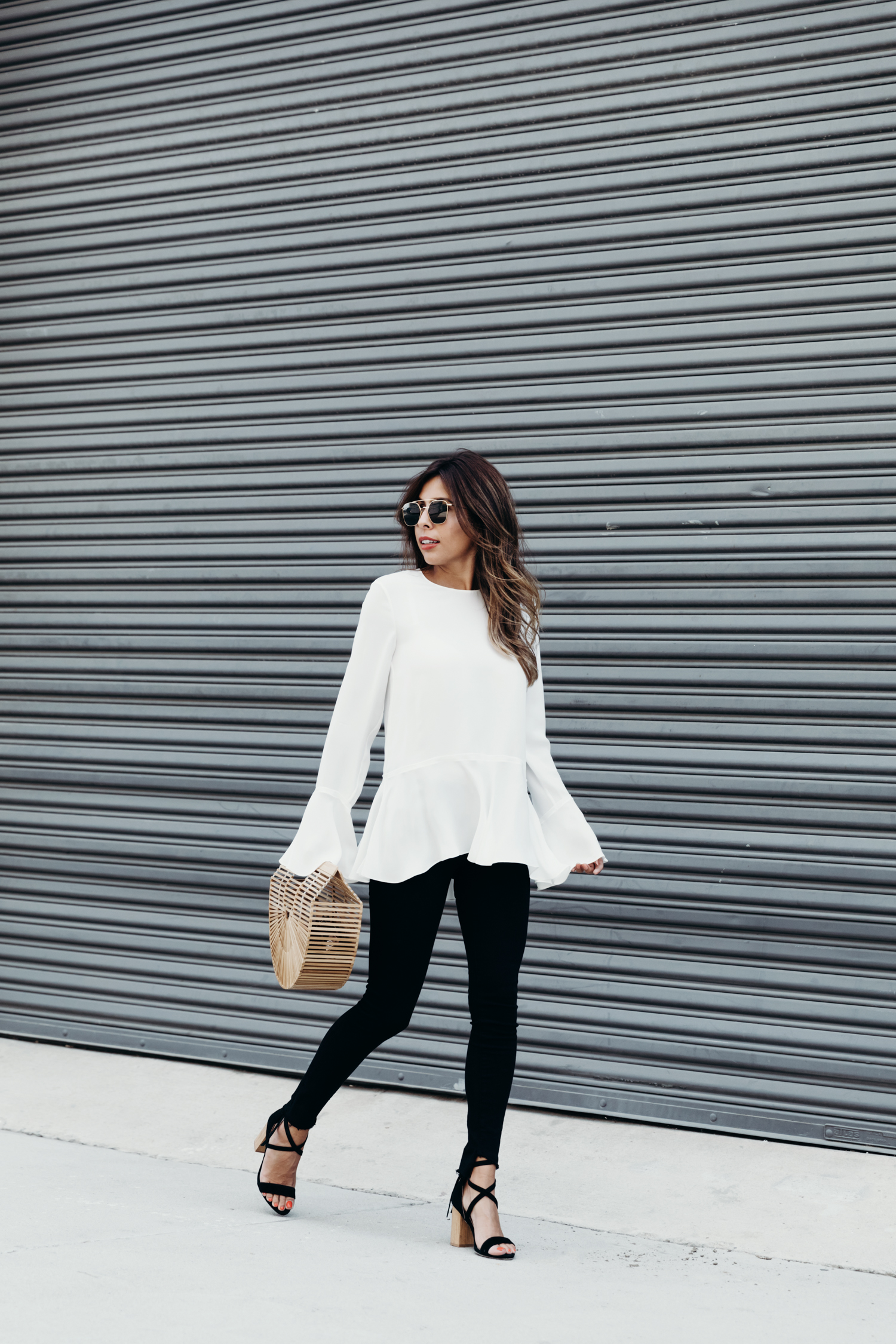 Nordstrom Anniversary Sale, Theory Blouse, Everyday Pursuits Style