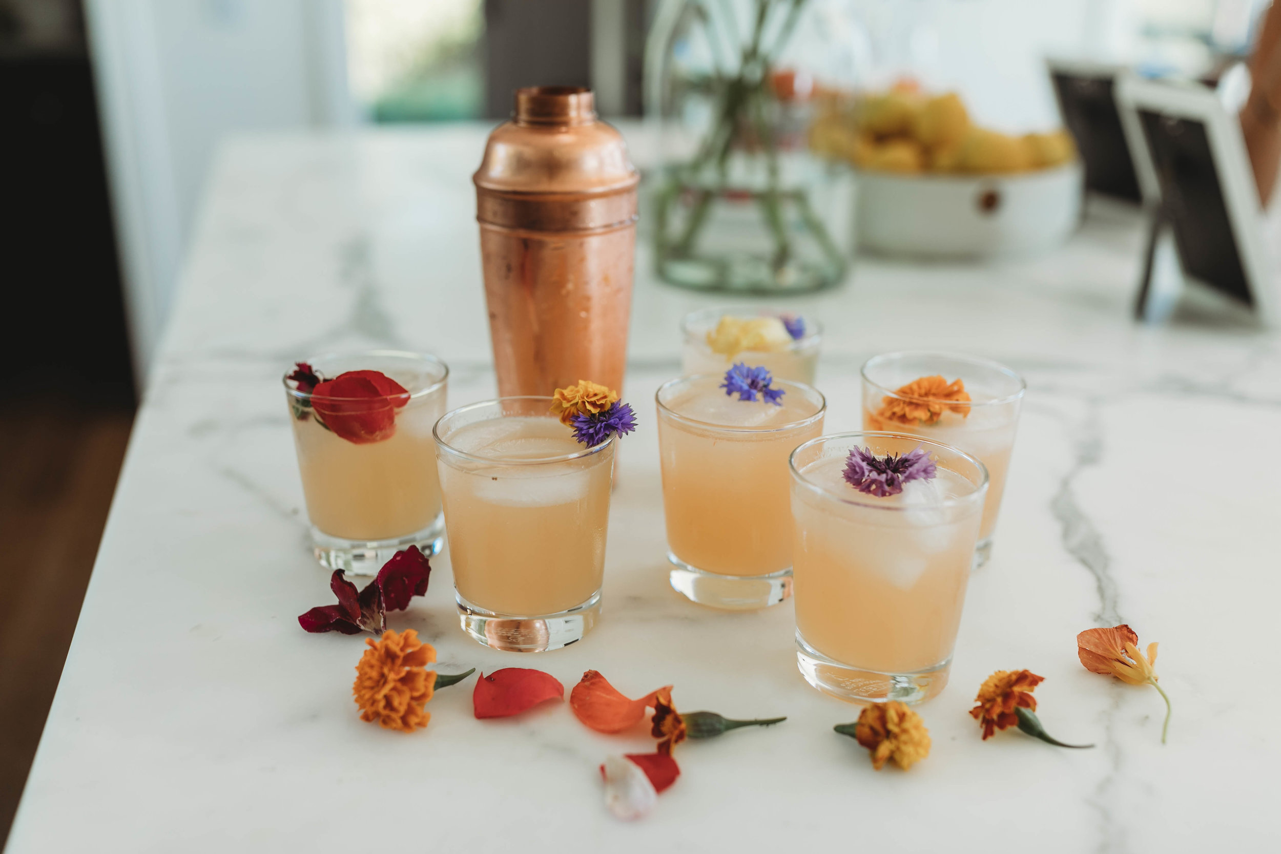 Cocktails from Food La La