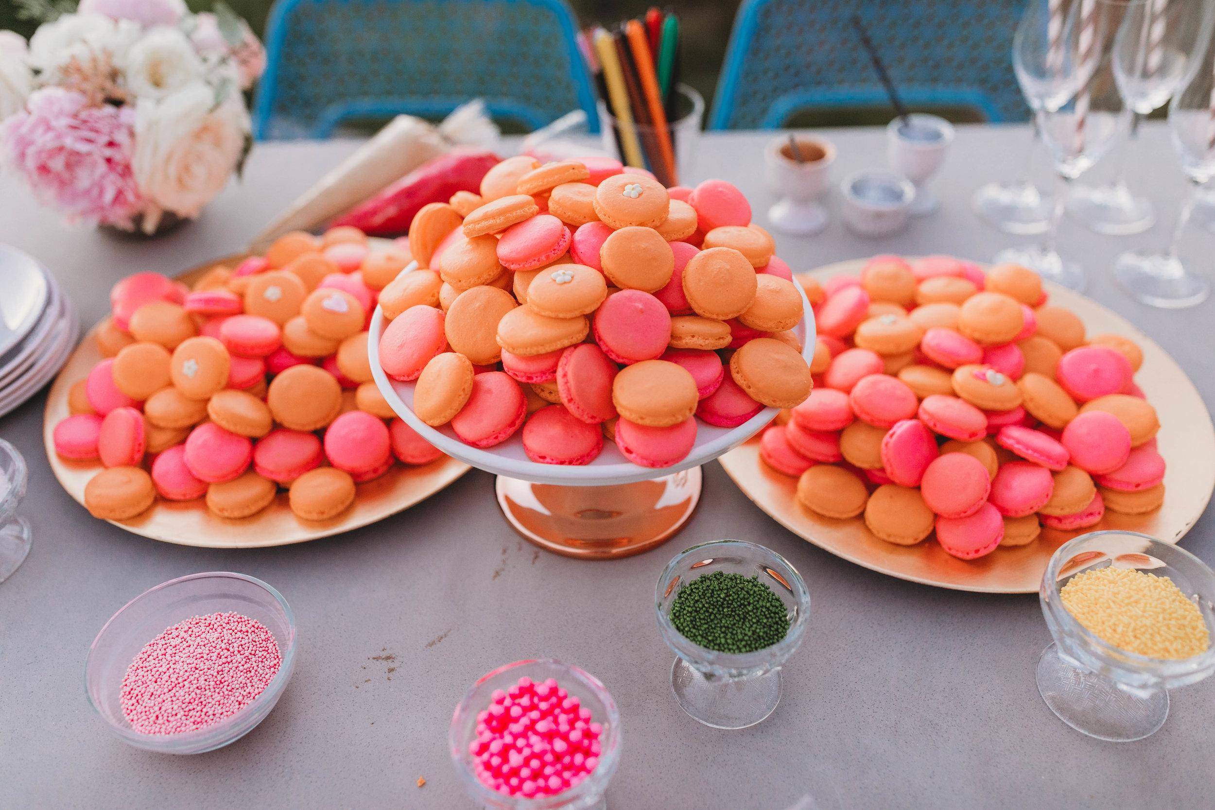 DIY Macarons