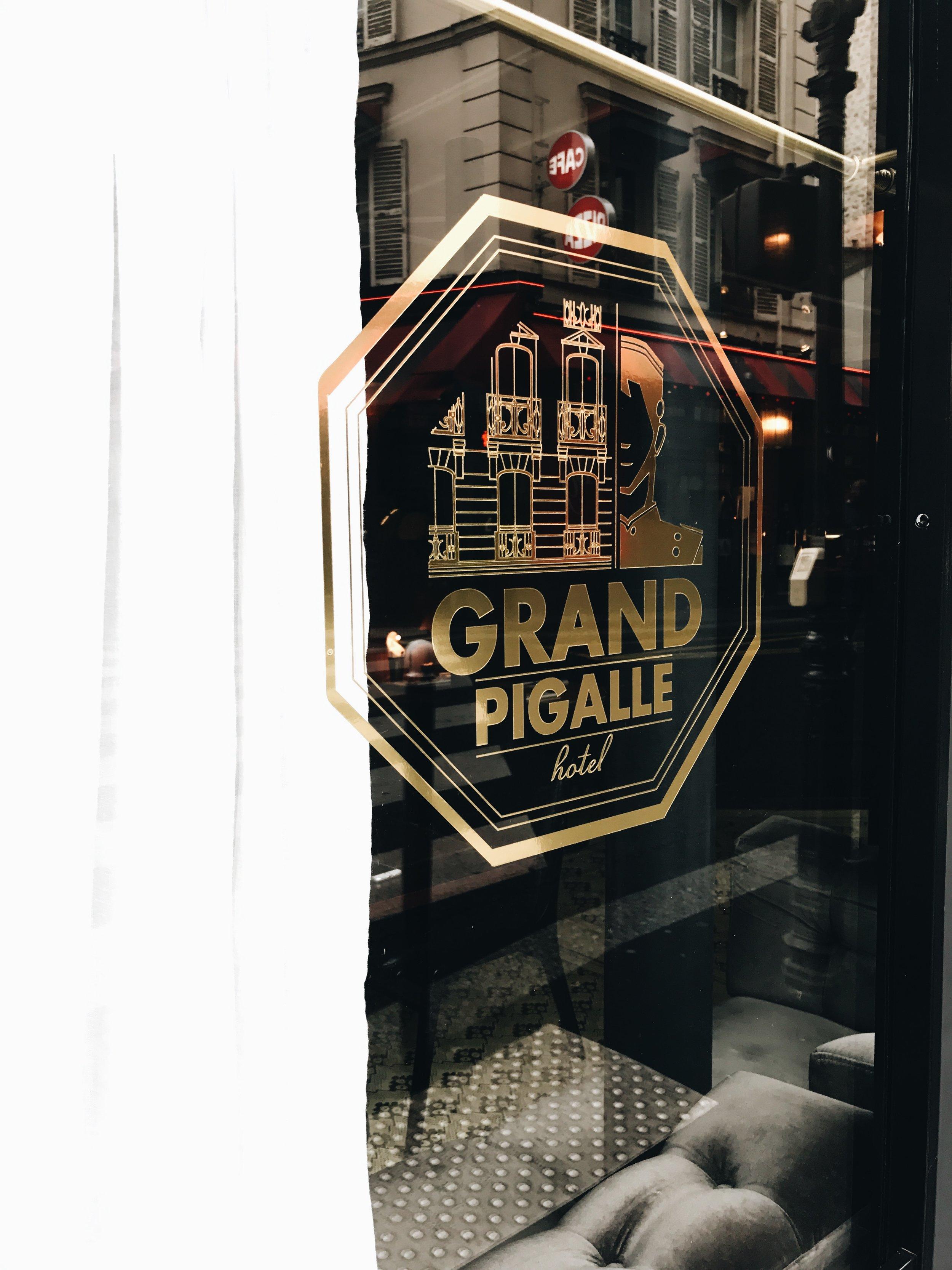 Grand Pigalle Hotel, Paris