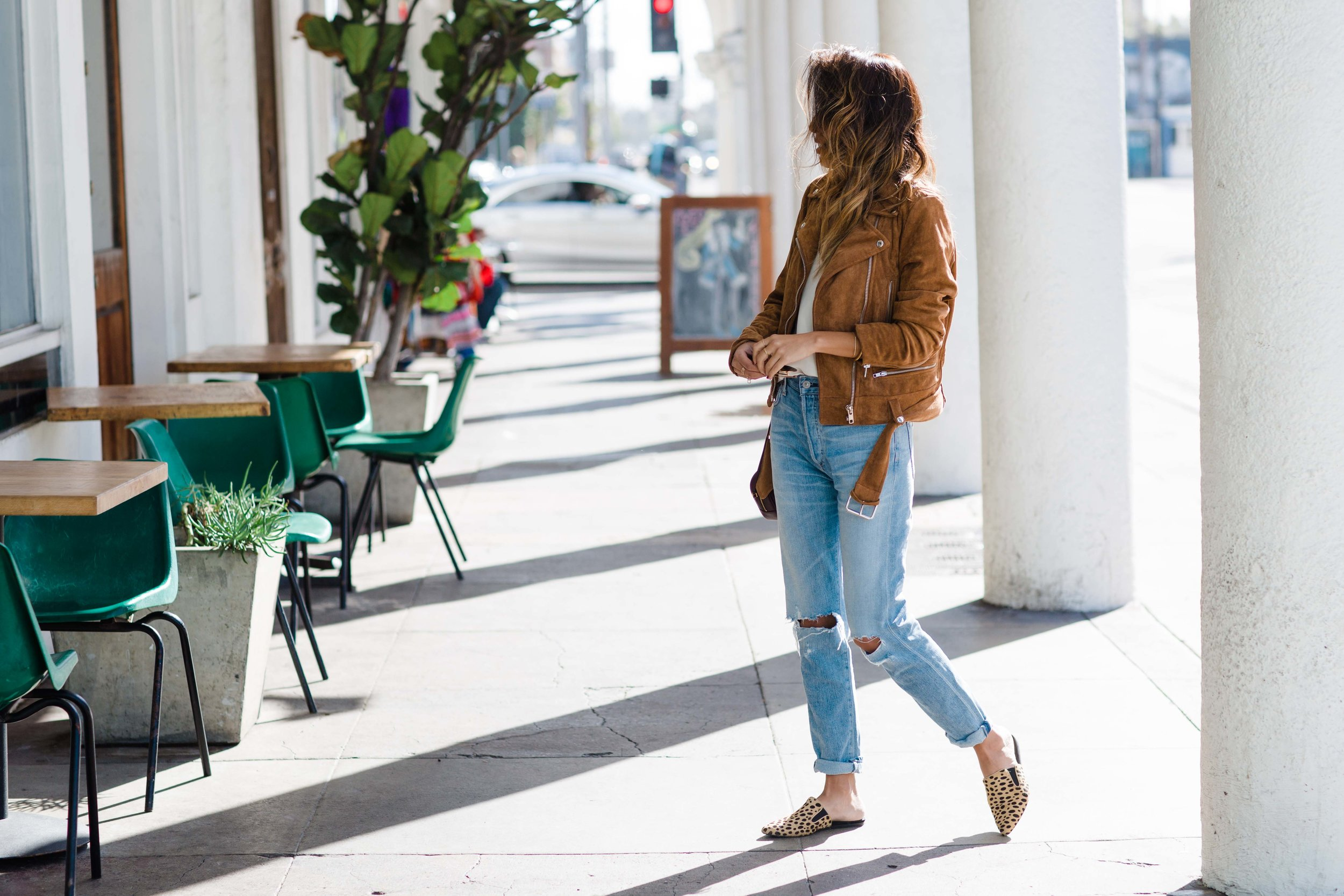The perfect boyfriend jeans for petite girls: Citizens of Humanity