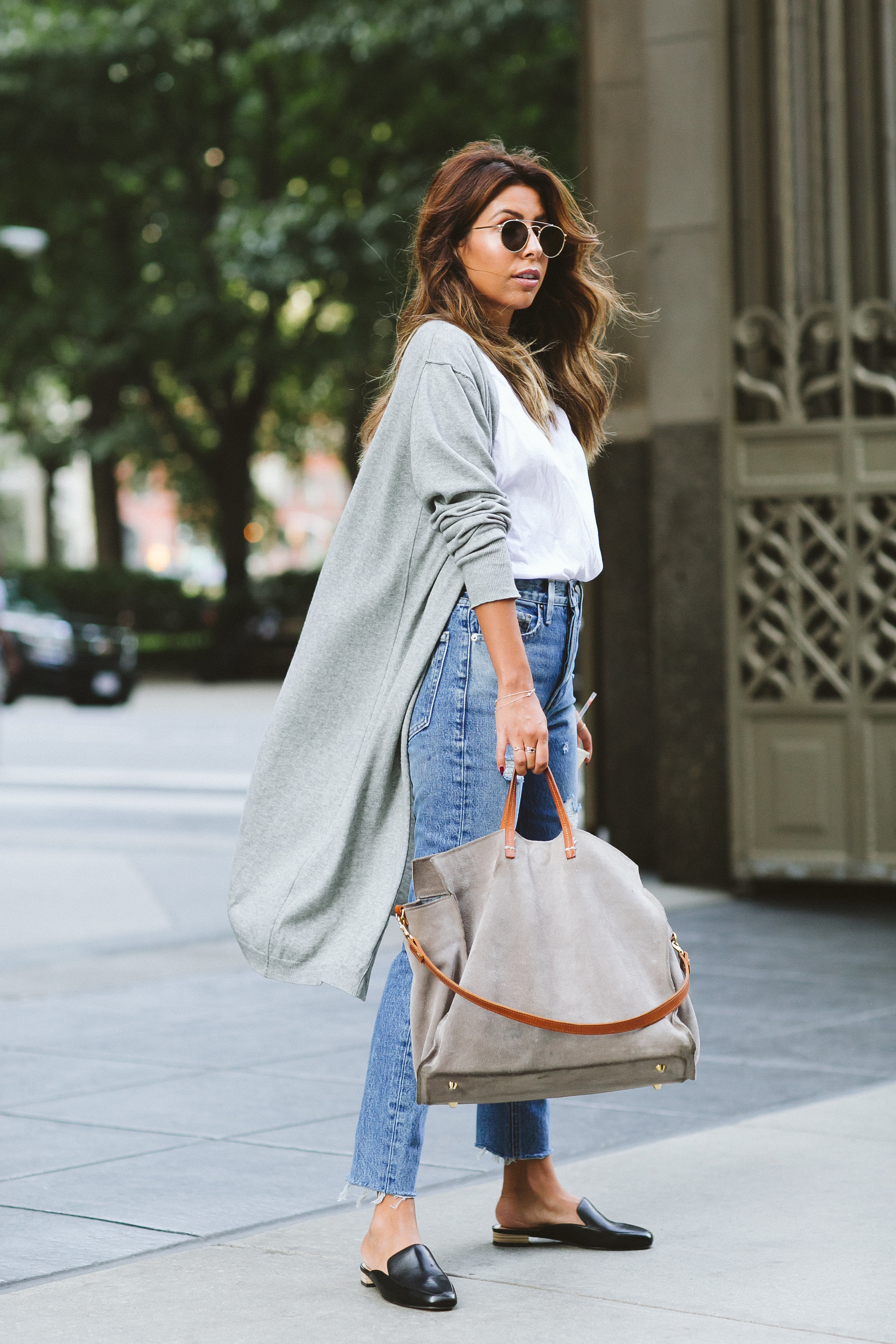 Everyday Pursuits in New York - casual fall style inpso