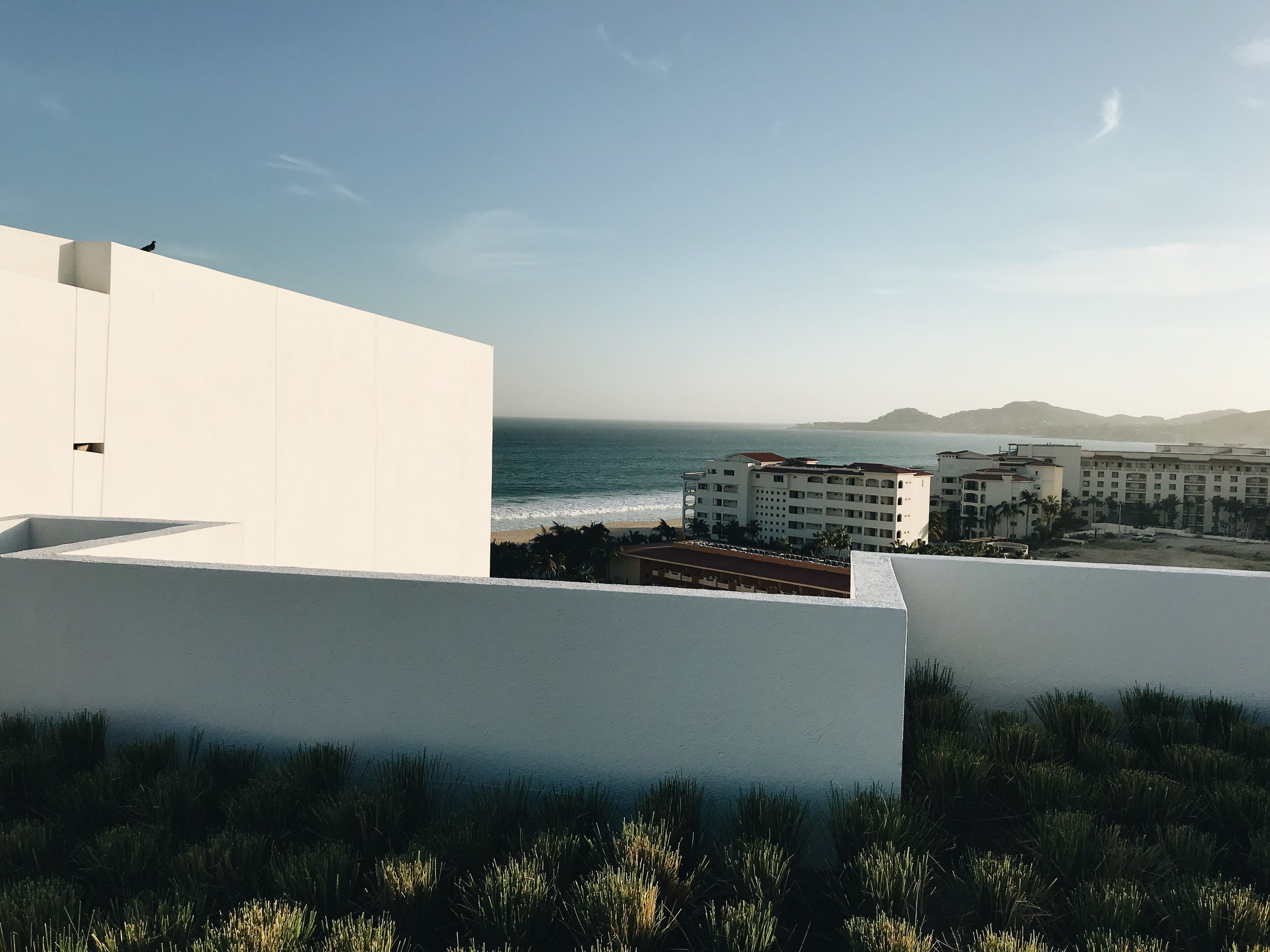 Rooftop View at Mar Adentro Los Cabos