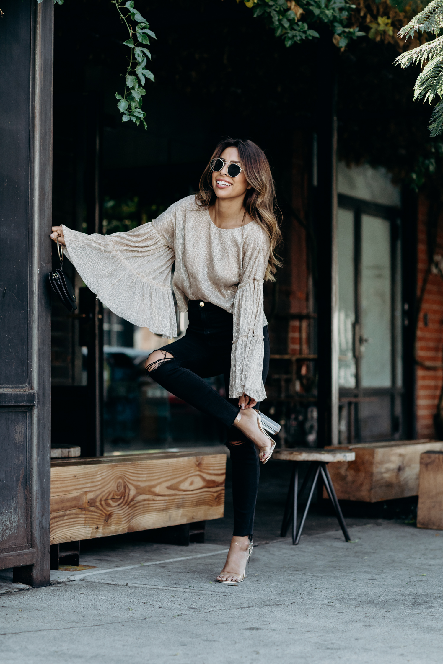 clear heels from Steve Madden on Everyday Pursuits