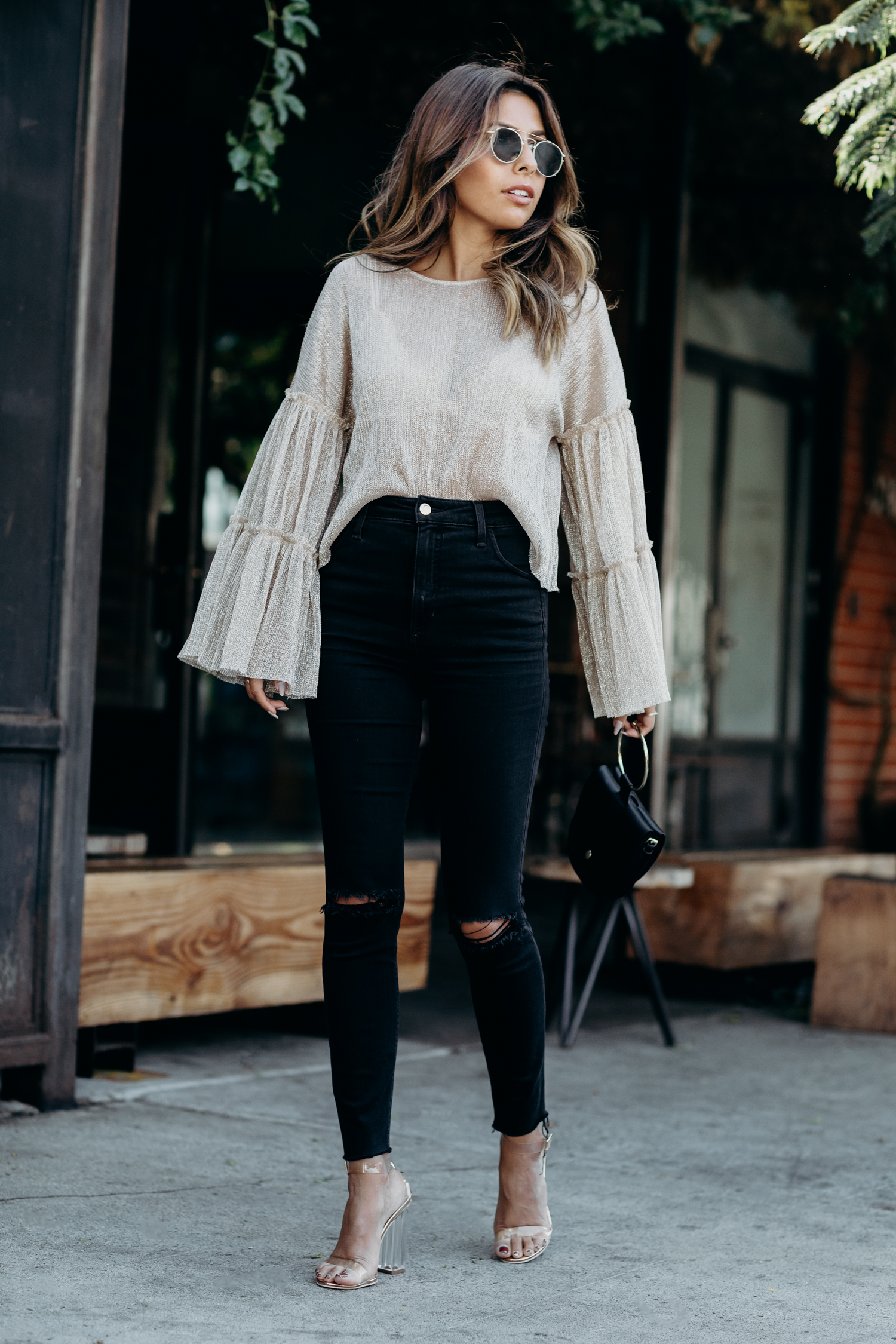 easy holiday outfit ft. Everyday Pursuits