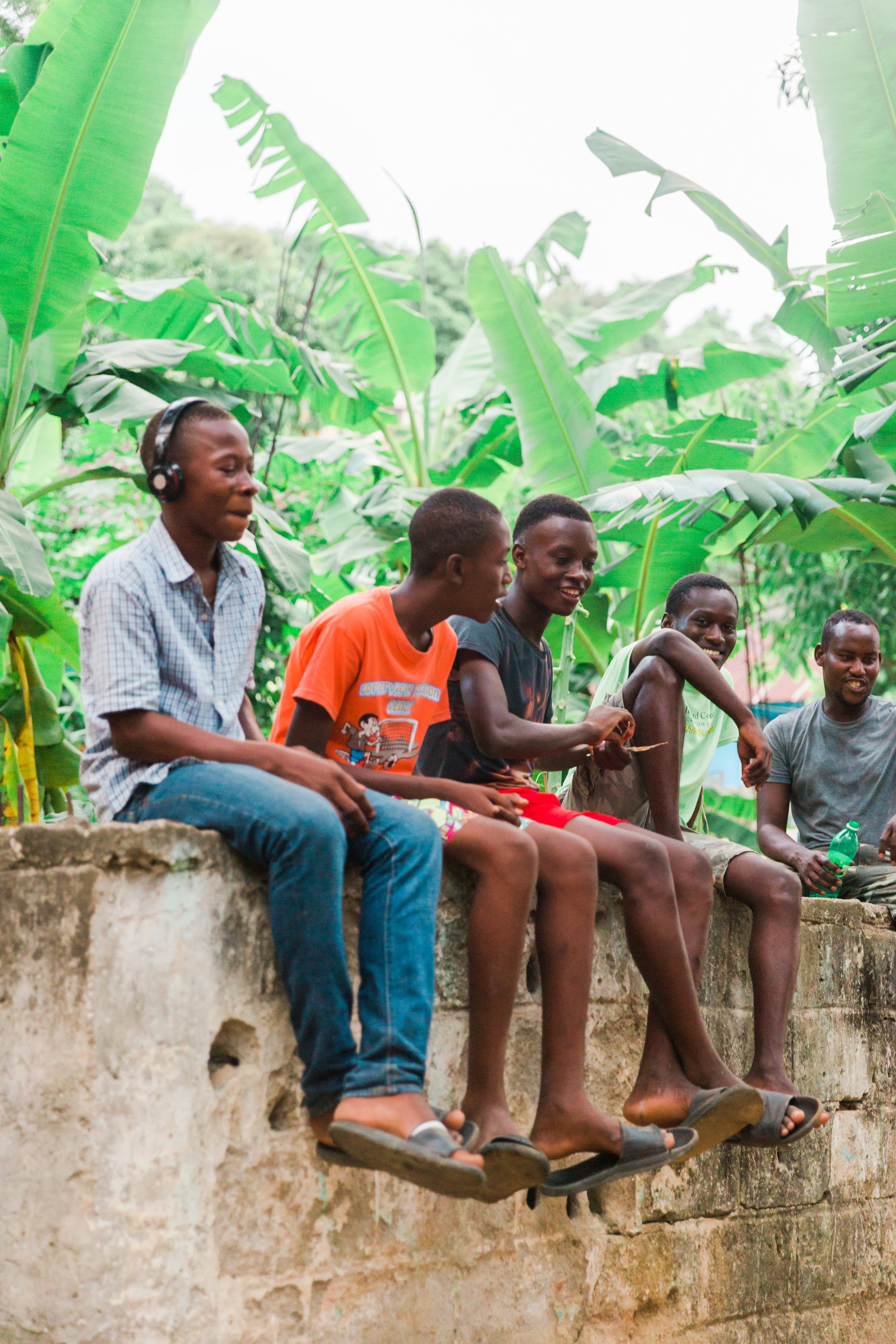 Haitian locals, KIN Travel, Everyday Pursuits, Valorie Darling Photography