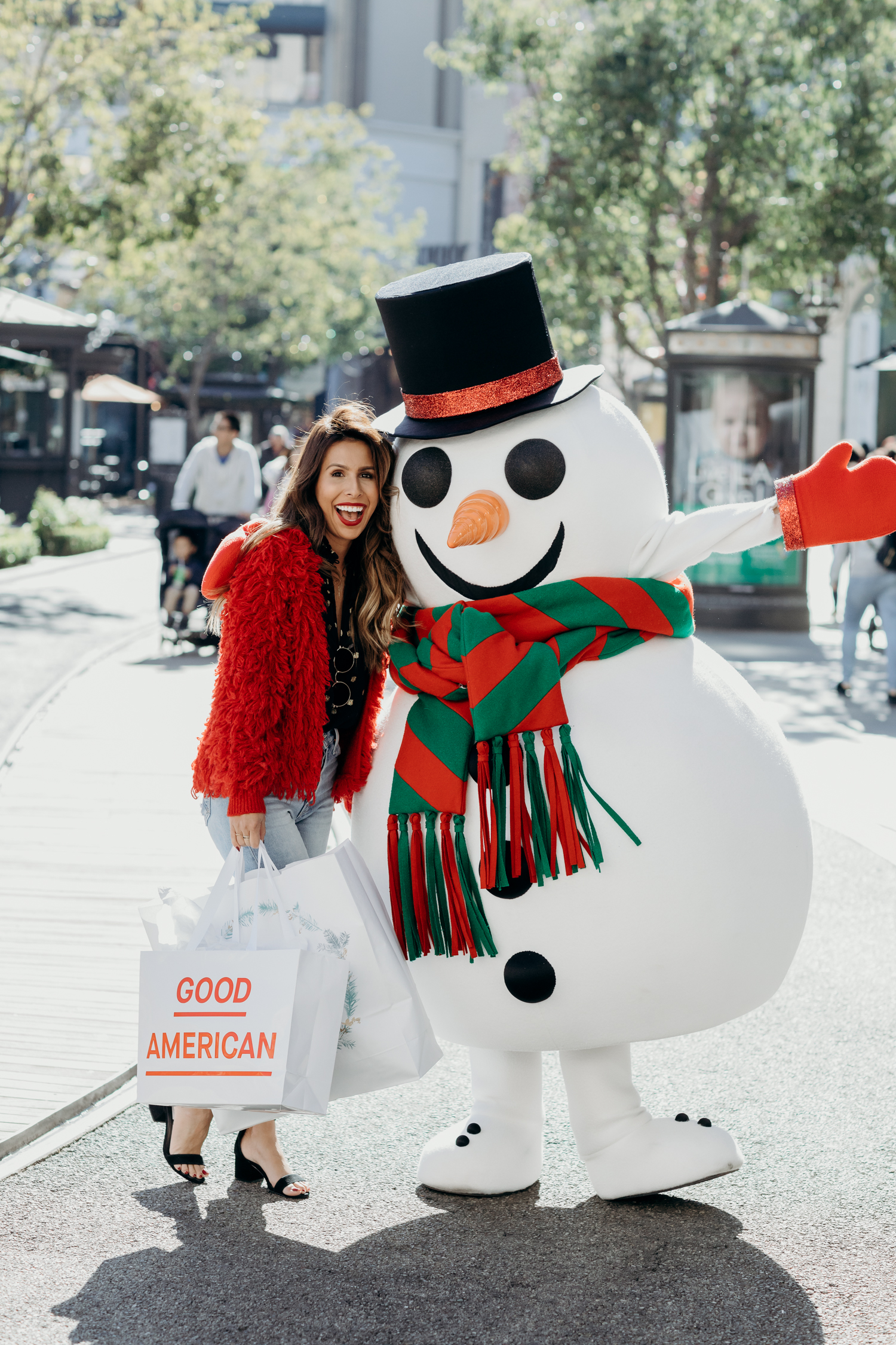 Fun Shopping at the Americana in Glendale - Everyday Pursuits