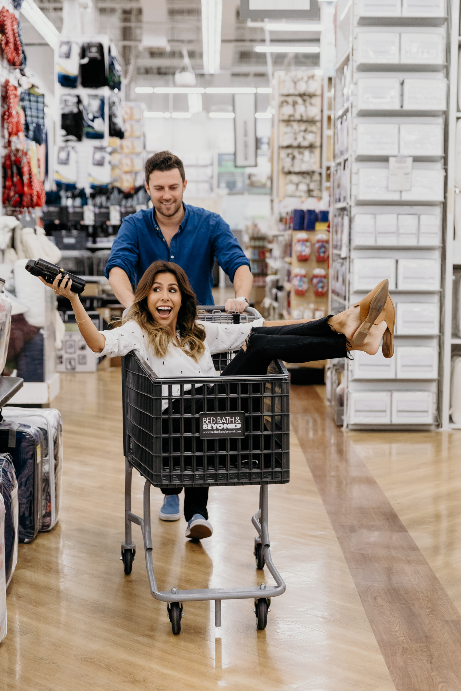 The best place to register for your wedding: Bed Bath and Beyond