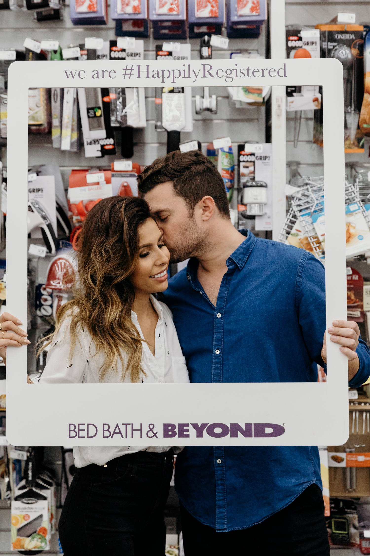 Happily Registered at Bed Bath + Beyond