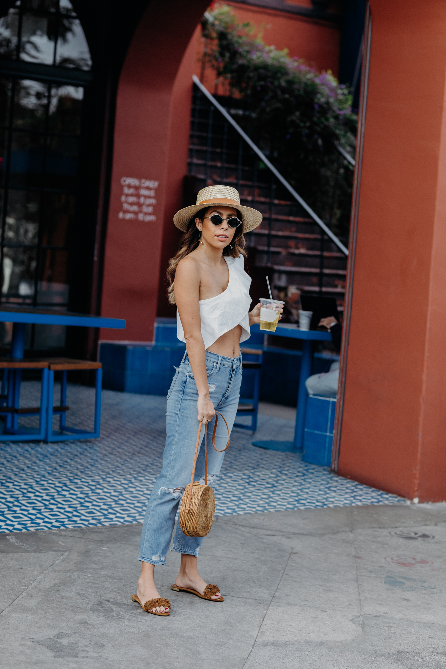 Palm Springs Vacay Outfit - Everyday Pursuits