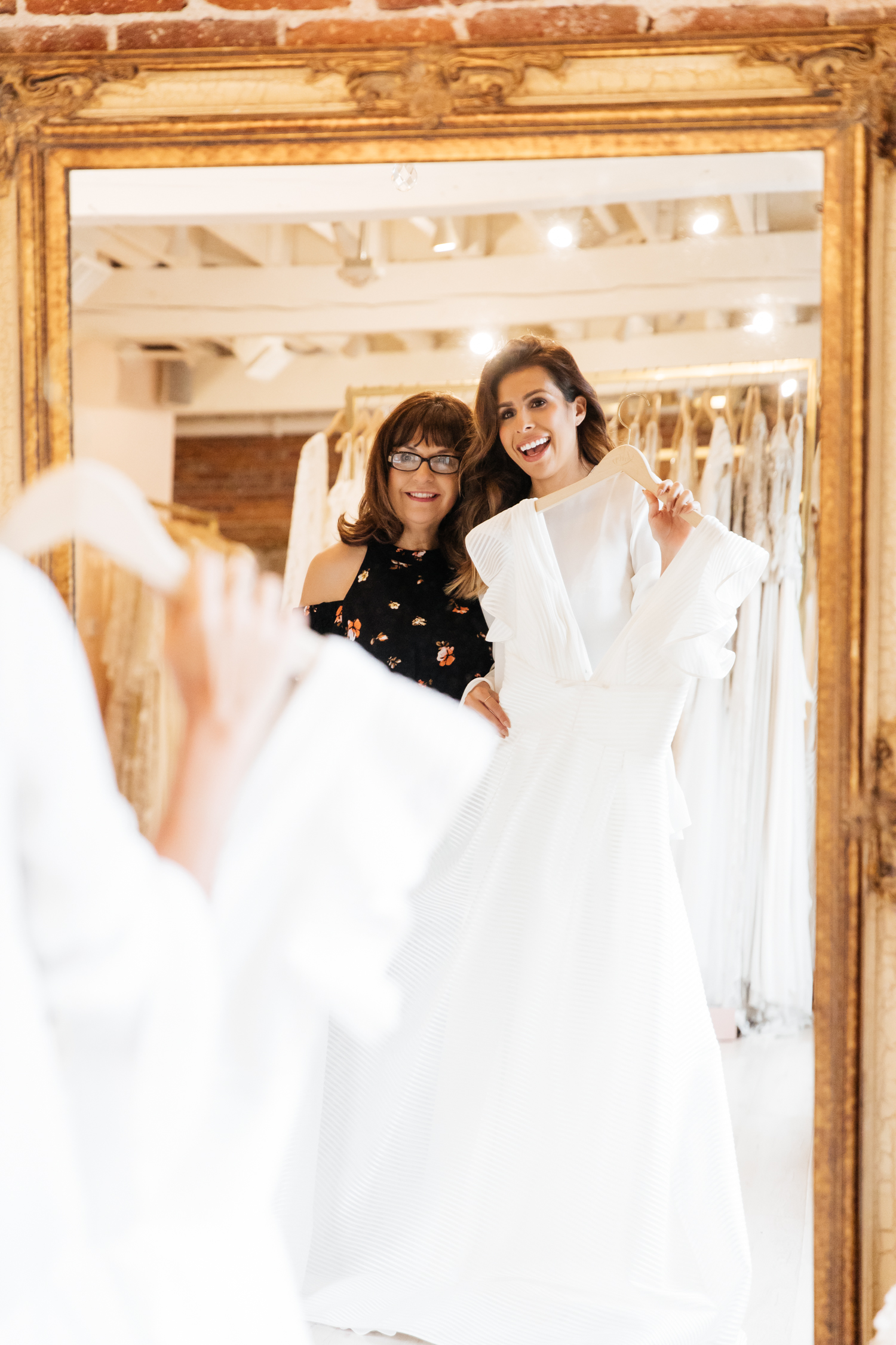 Wedding Dress Shopping at Lovely Bride Los Angeles