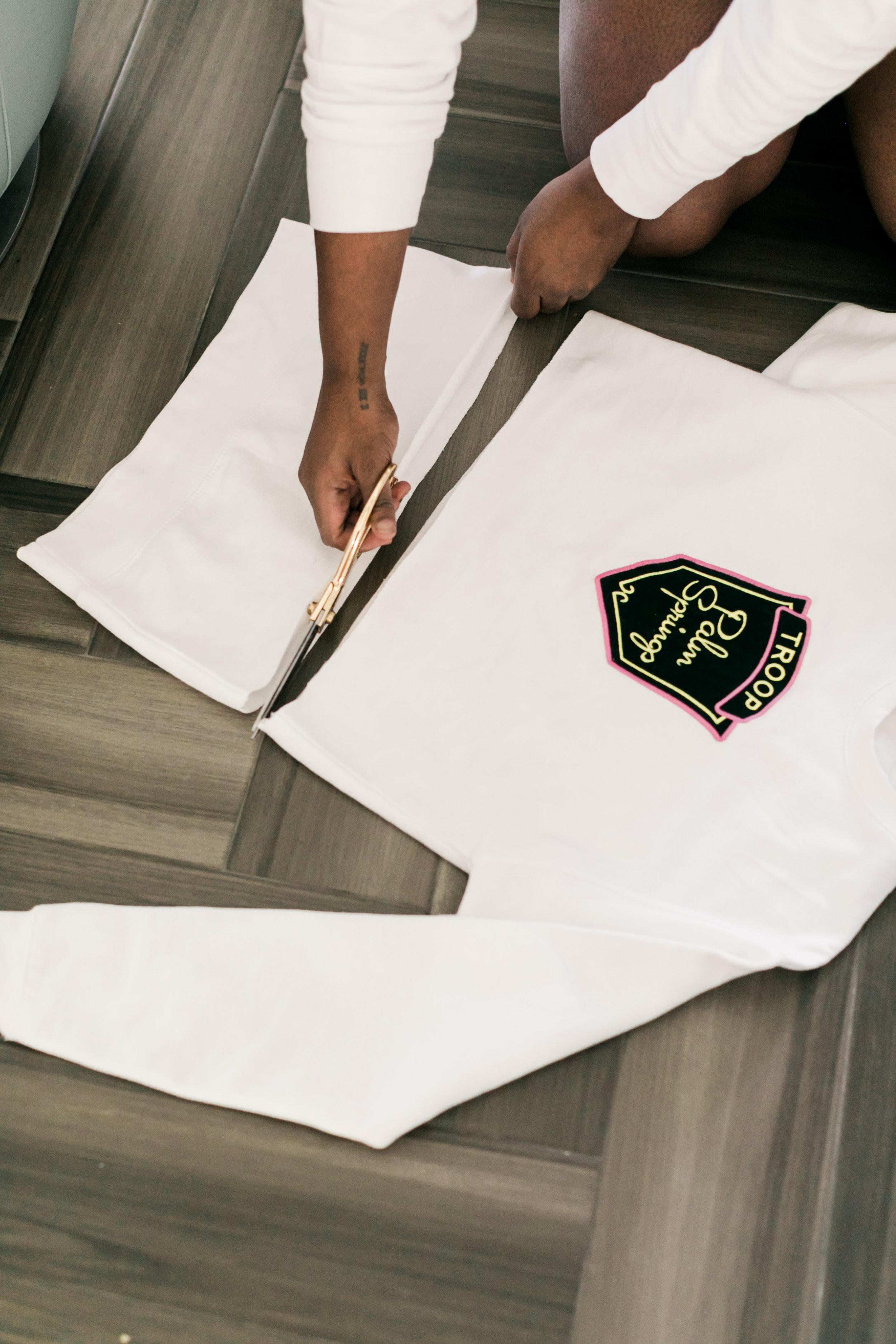 Custom Troop Beverly Hills Sweatshirts