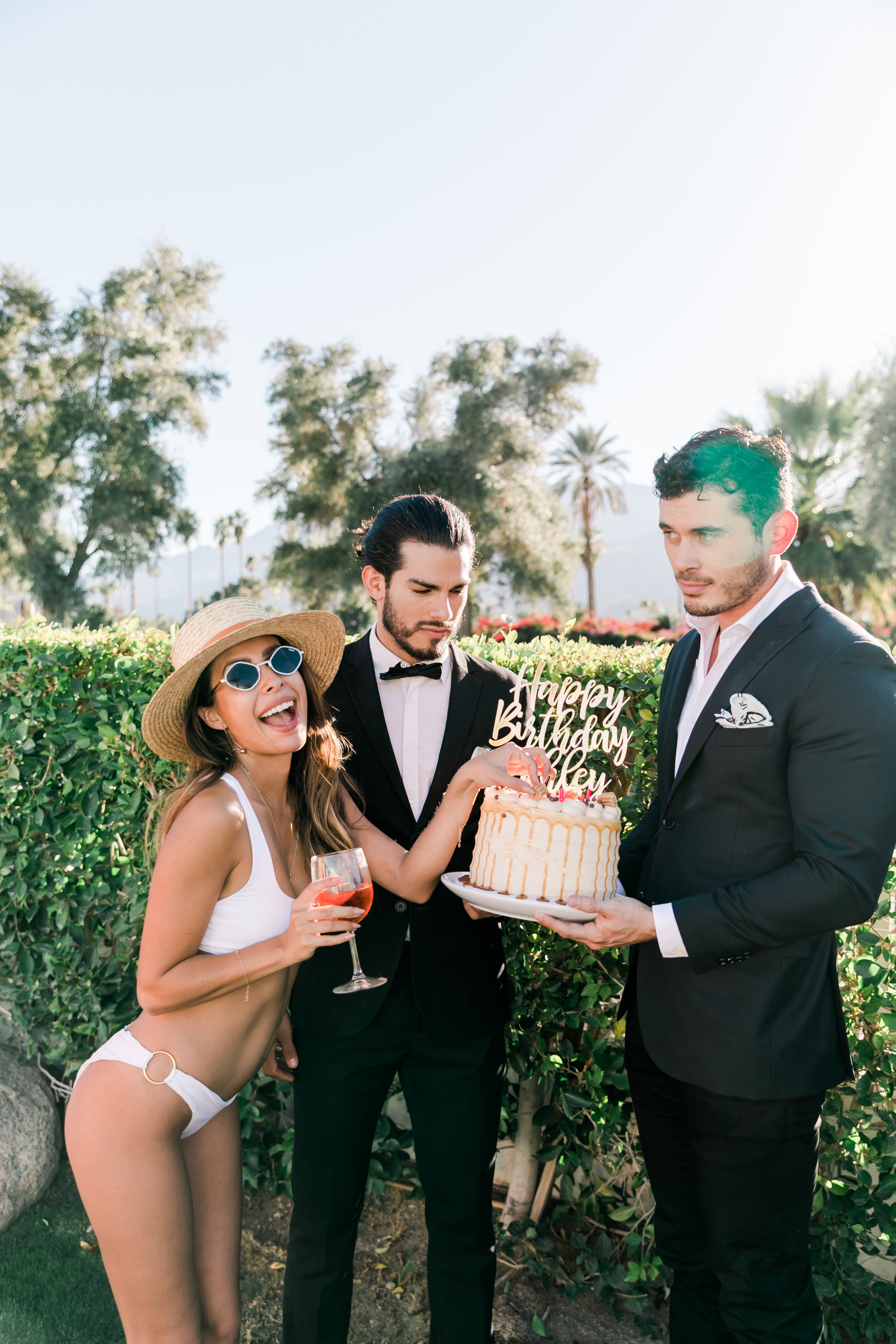 Everyday Pursuits Bachelorette Birthday Party