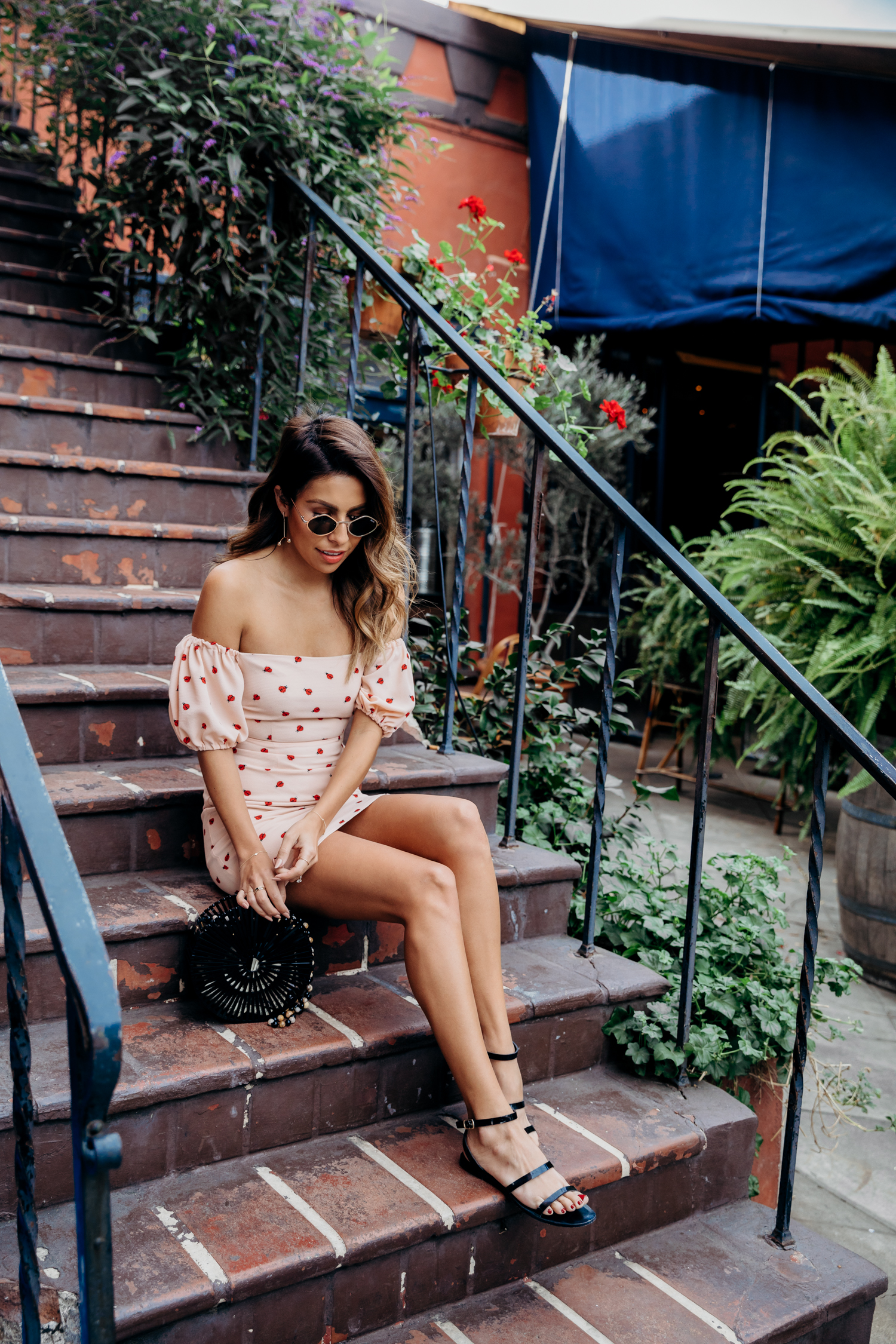 Easy summer outfit featuring Endless Summer Dress