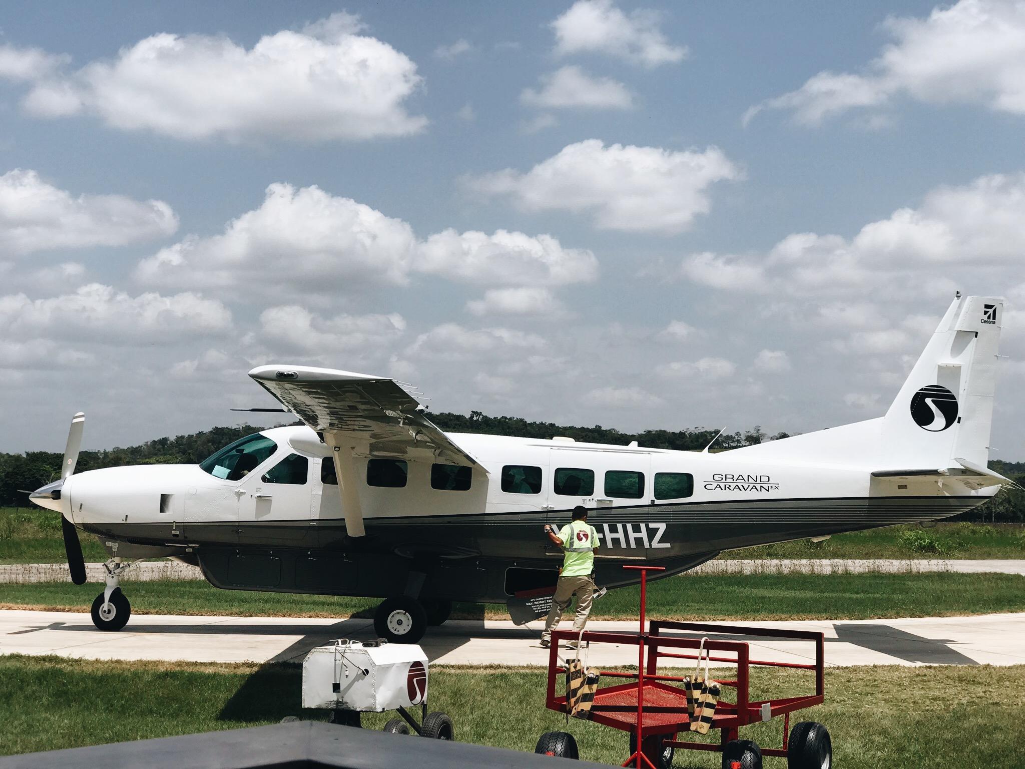 Tropic Air, Belize Travel Guide