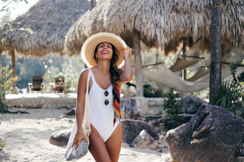 GAIA Riverlodge - Everyday Pursuit Honeymoon - Wearing Vitamin A x Lauren Bushnell