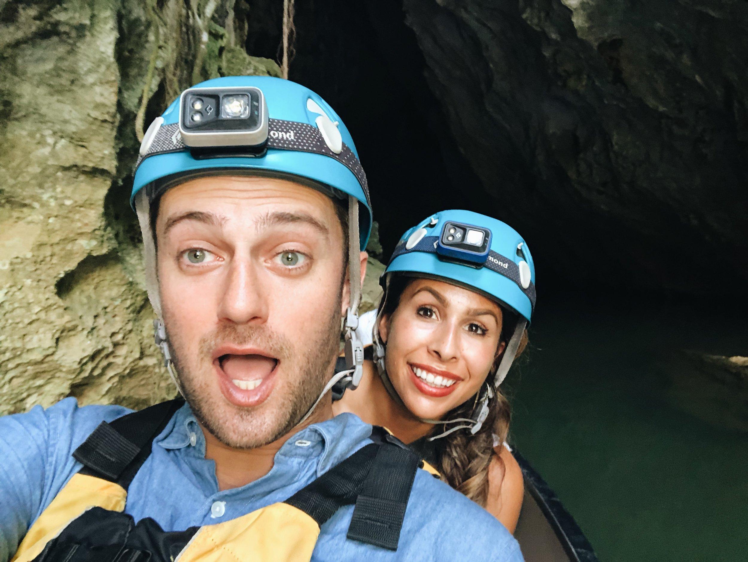 Cave Excursion - GAIA Riverlodge