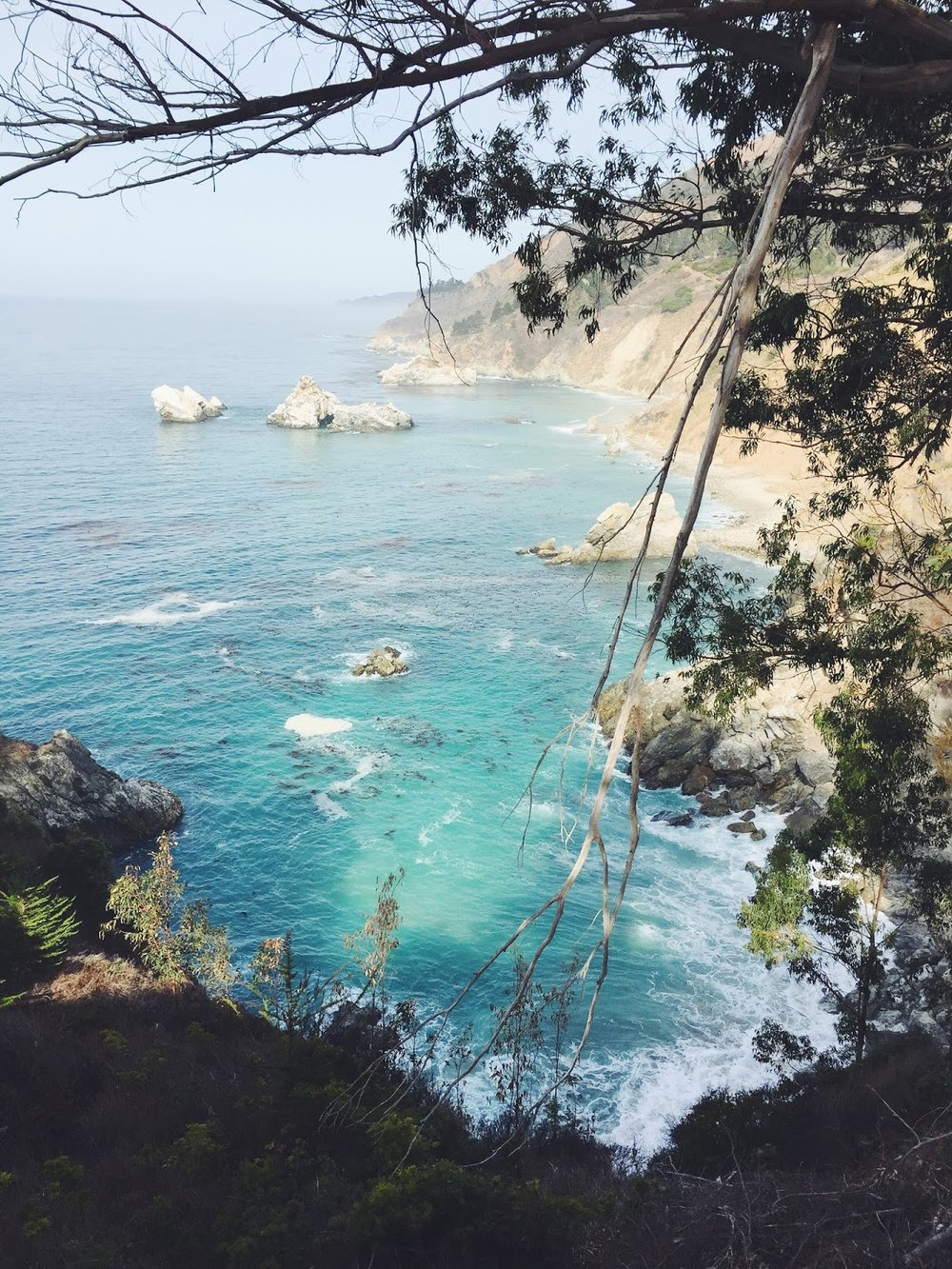 TRAVEL GUIDE: A WEEKEND IN BIG SUR -