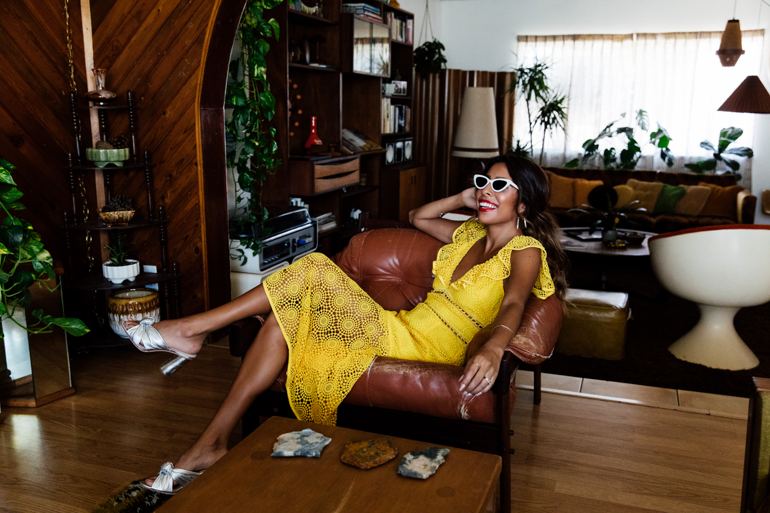How to wear yellow this summer - Everyday Pursuits in Saylor