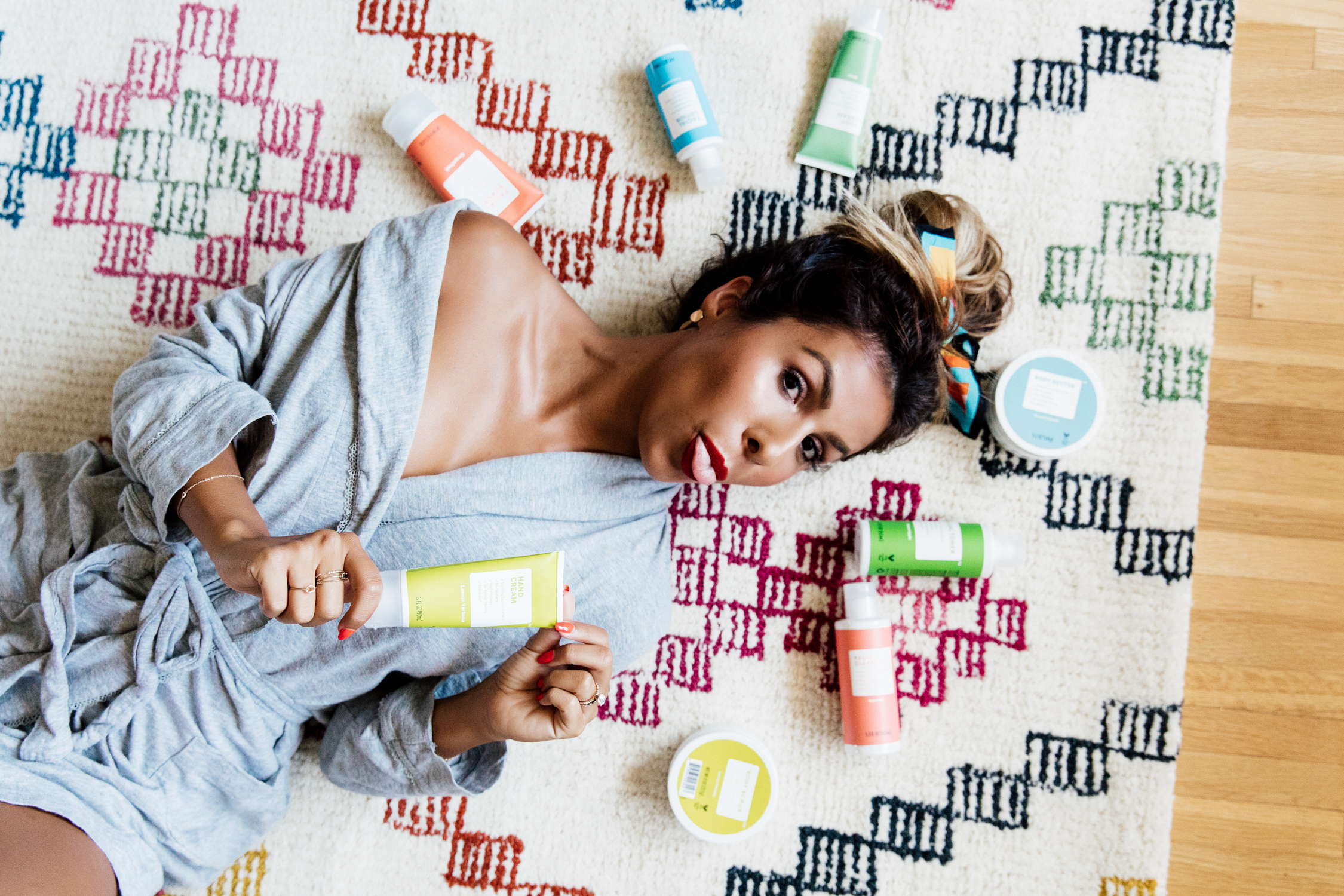 Everyday Pursuits Review of Brandless Beauty Products
