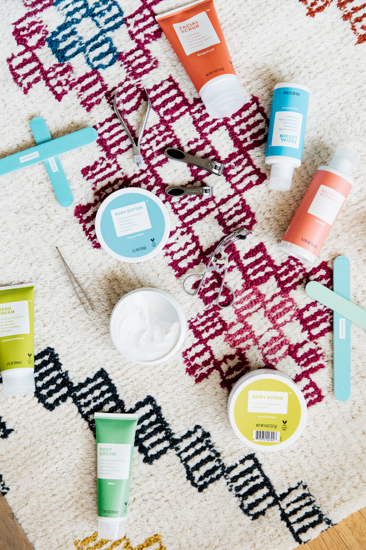 Brandless Skincare + Beauty Review