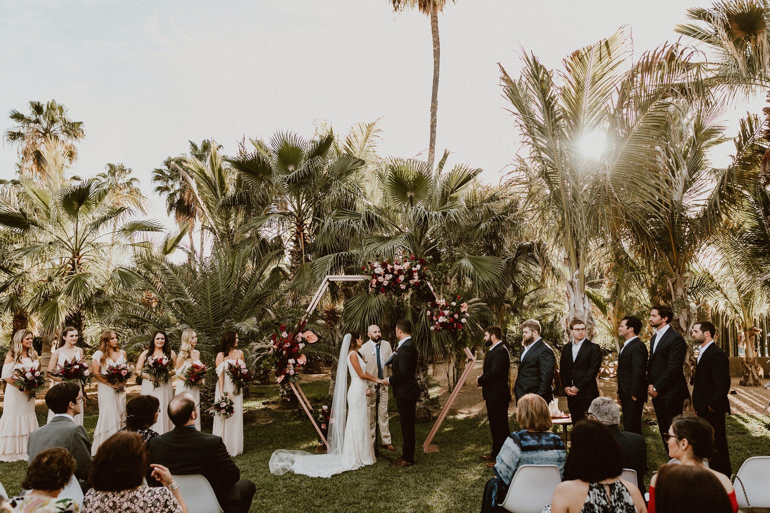 ACRE Baja Wedding Planning