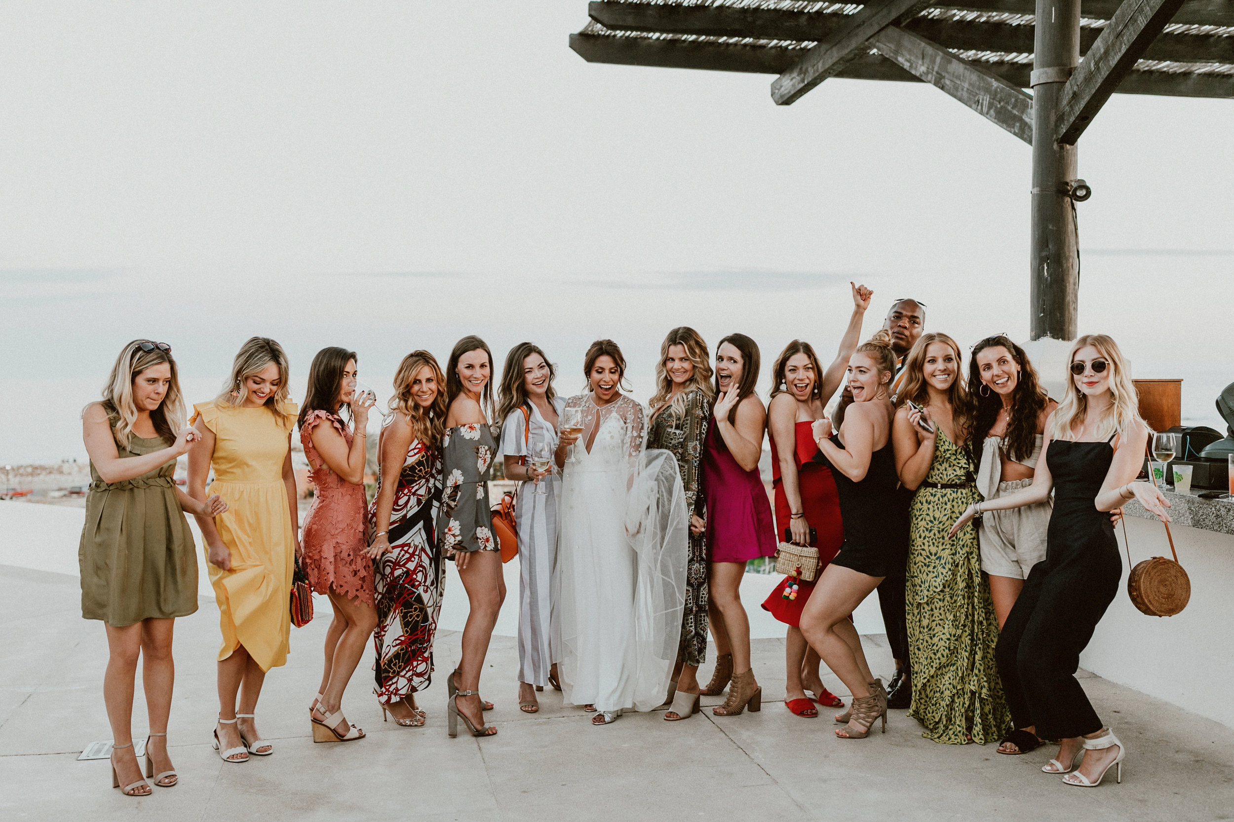 Everyday Pursuit Los Cabos Wedding - El Ganzo Hotel