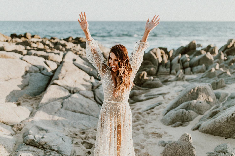 HOW I GOT CLEAR, GLOWING SKIN ON MY WEDDING DAY -