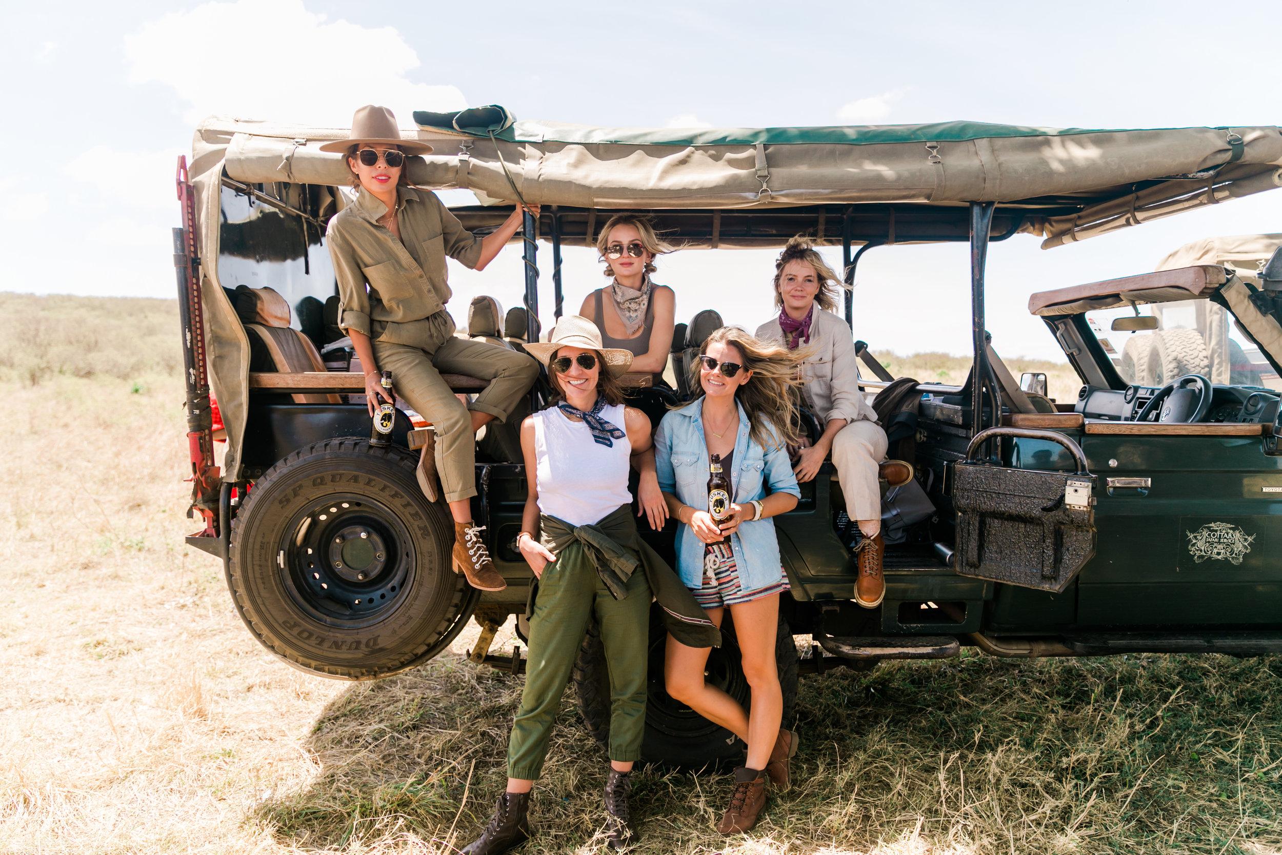 Safari but make it fashion! Ph. Valorie Darling