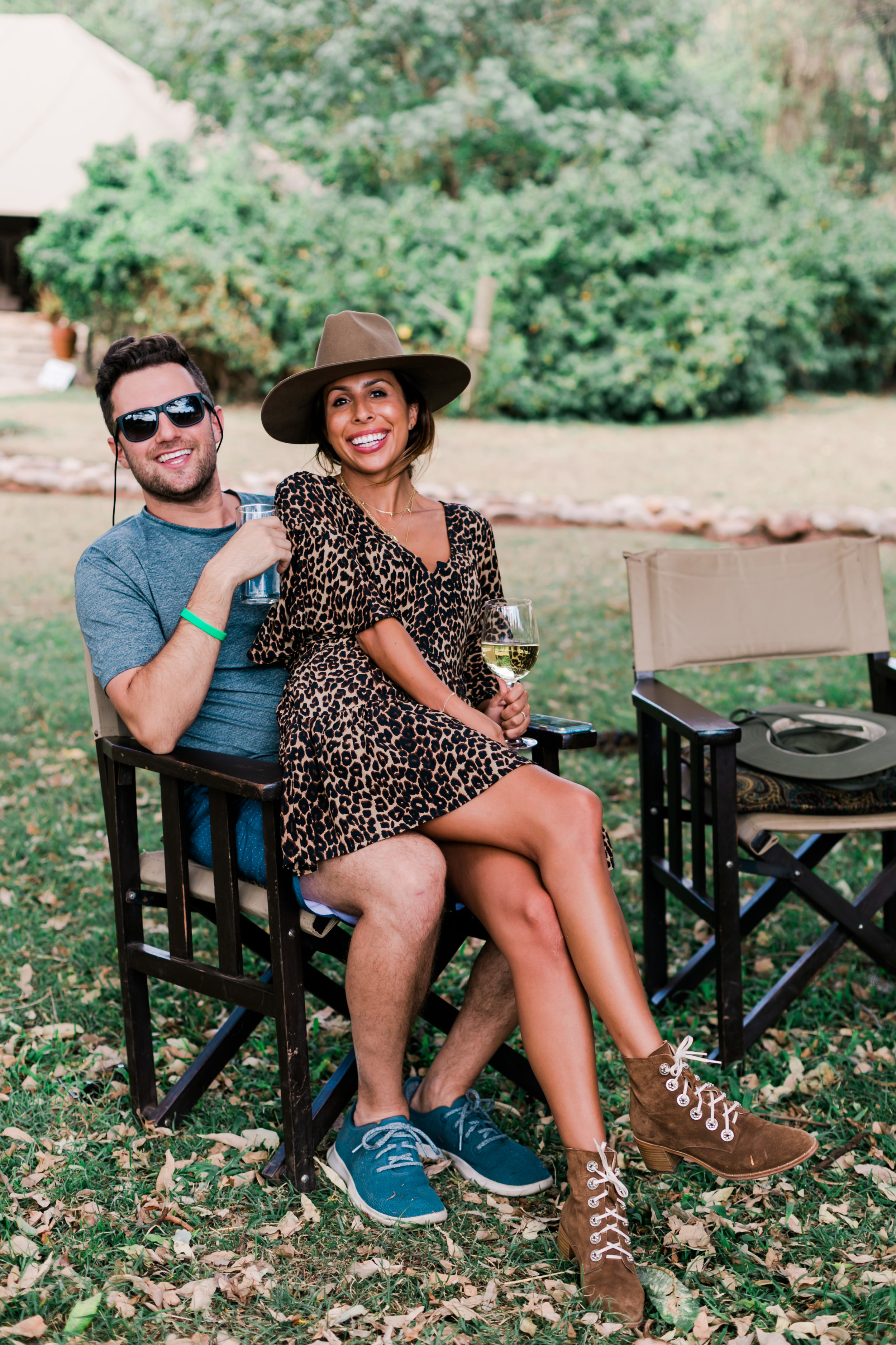 Ashley + Andy - Everyday Pursuits Safari Trip with Kin Travel Ph. Valorie Darling