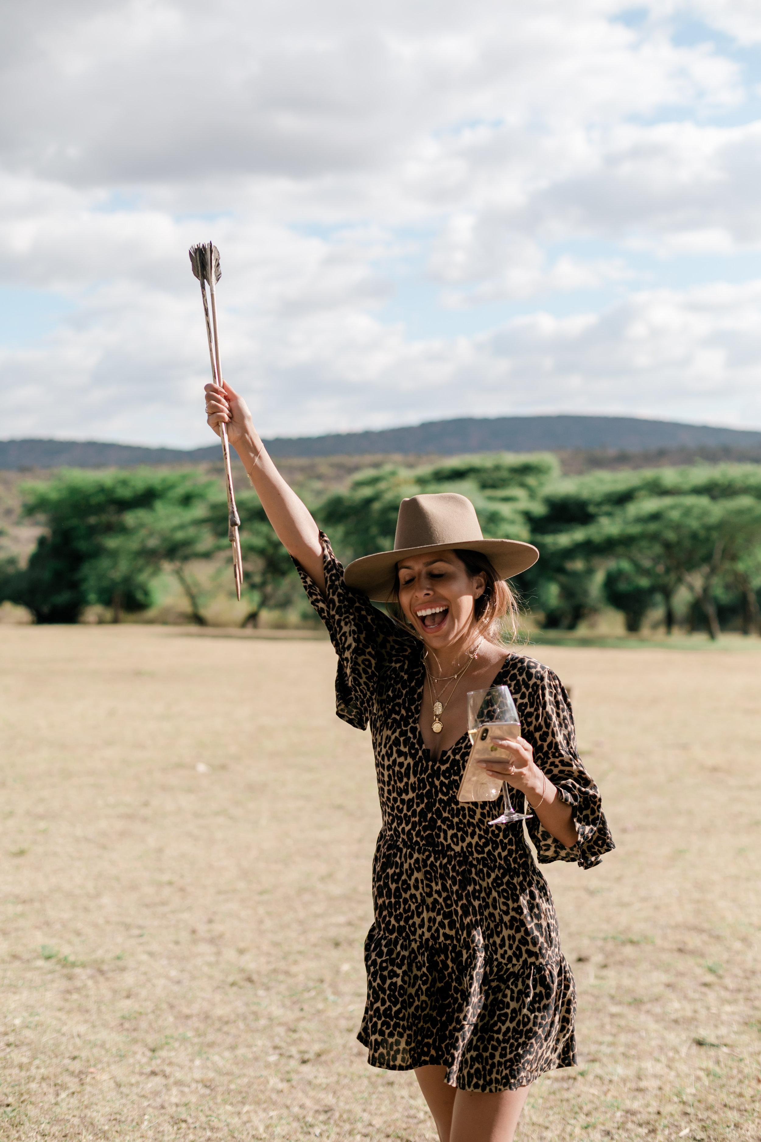 Everyday Pursuits - Safari in Kenya Ph. Valorie Darling