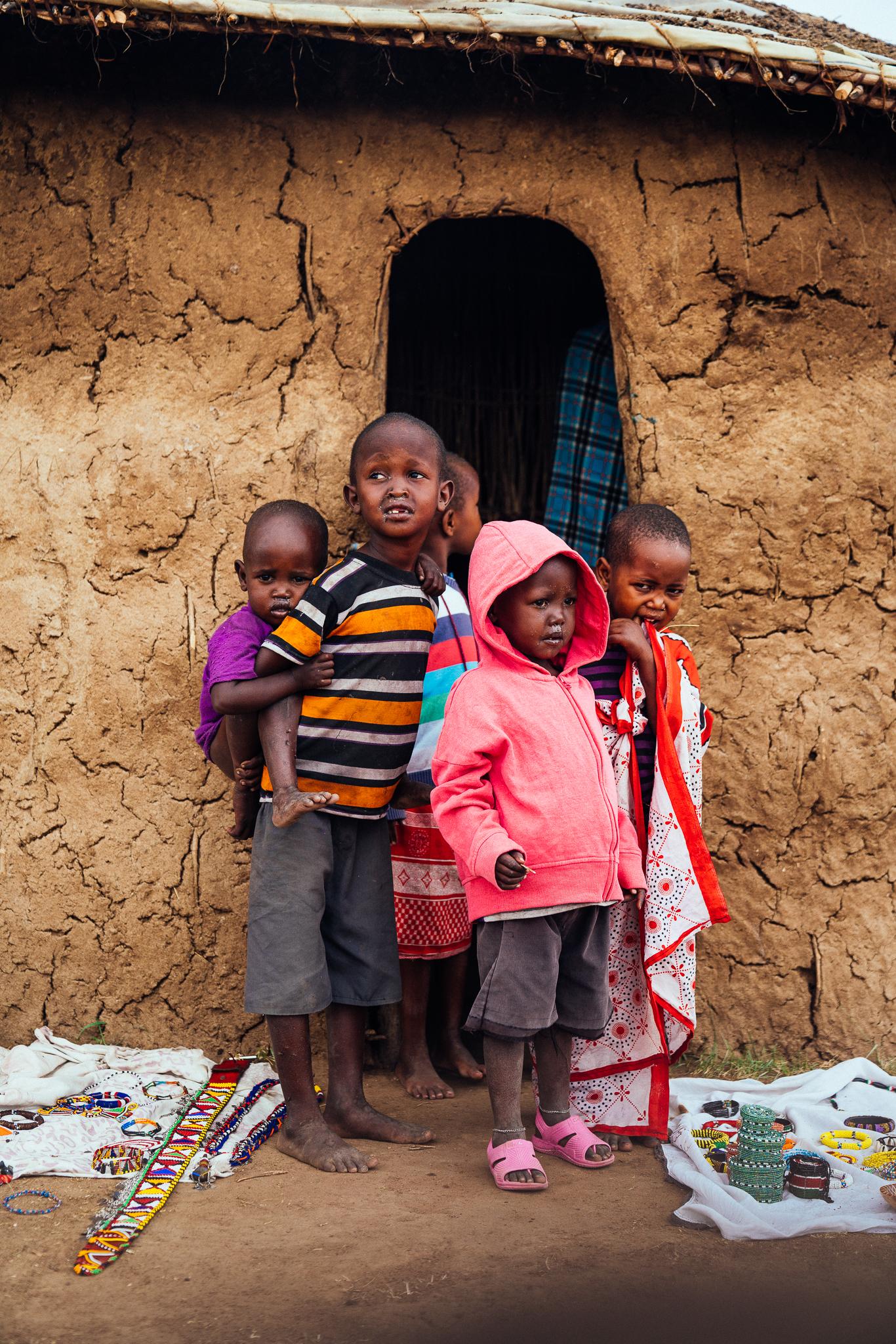 Maasai Village Visit Ph. Dave Krugman