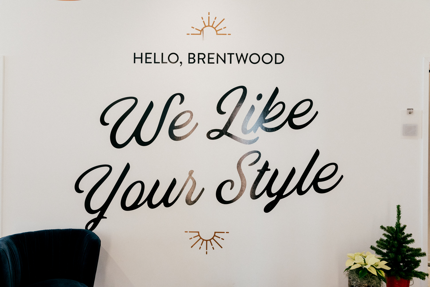 Nordstrom Local in Brentwood - tailoring, pick-up, and gifts