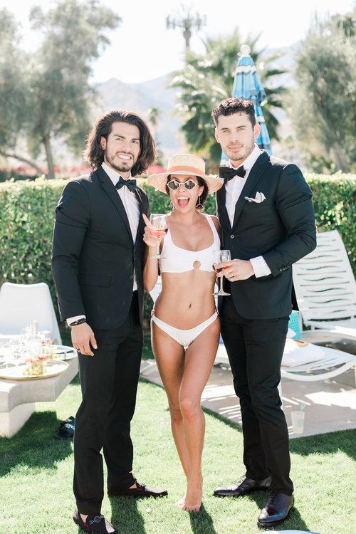 Manservants Palm Springs Bachelorette