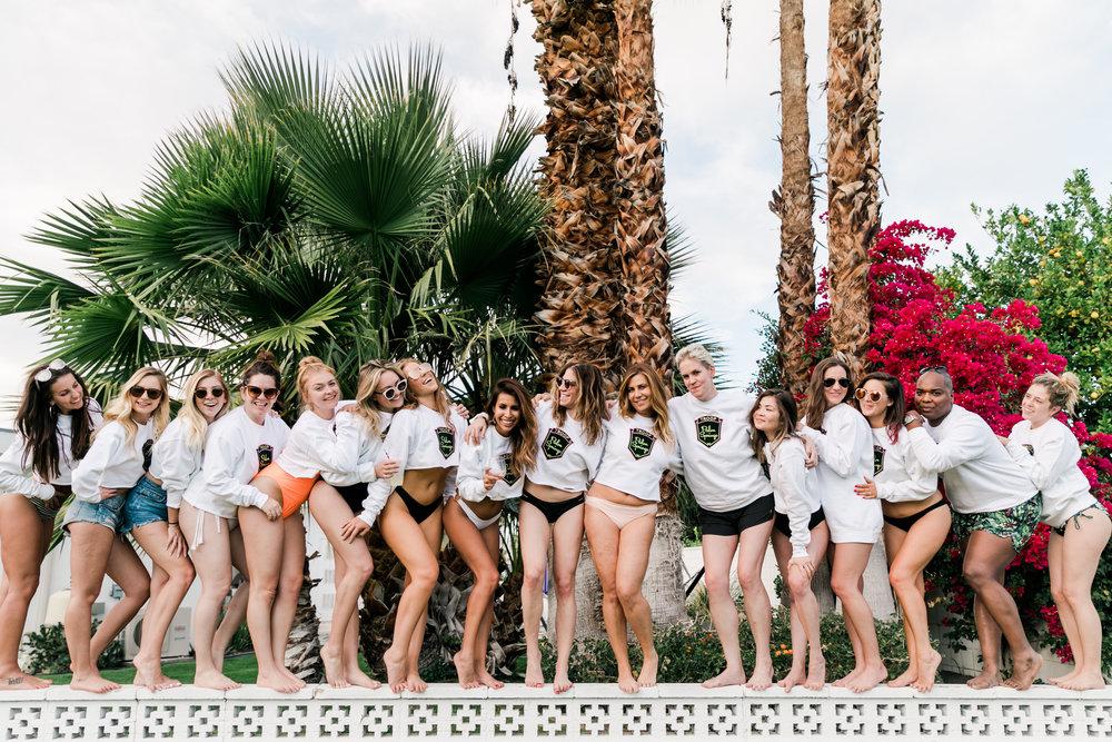 Palm Springs Bachelorette - Everyday Pursuits