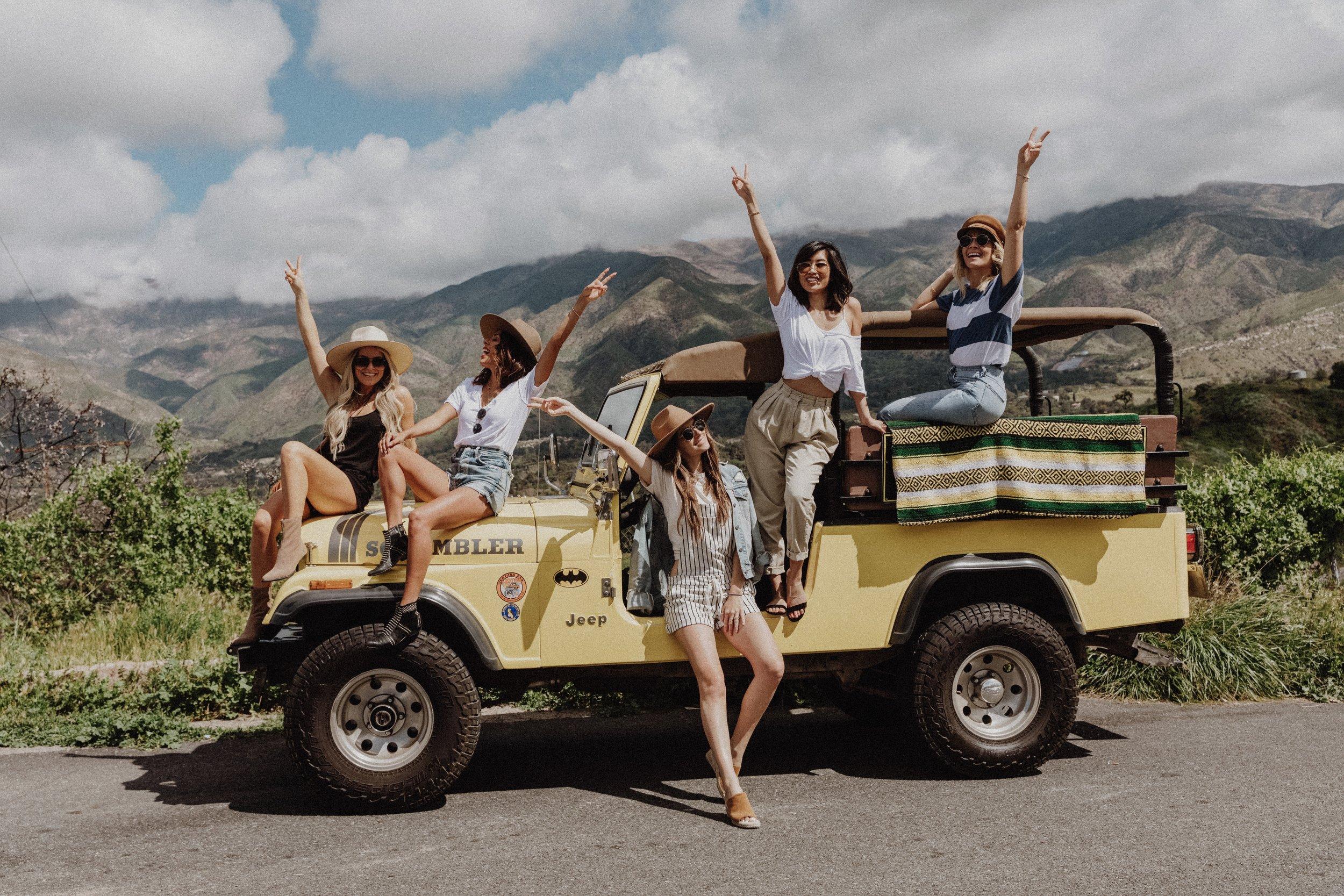 Ojai Jeep Tour