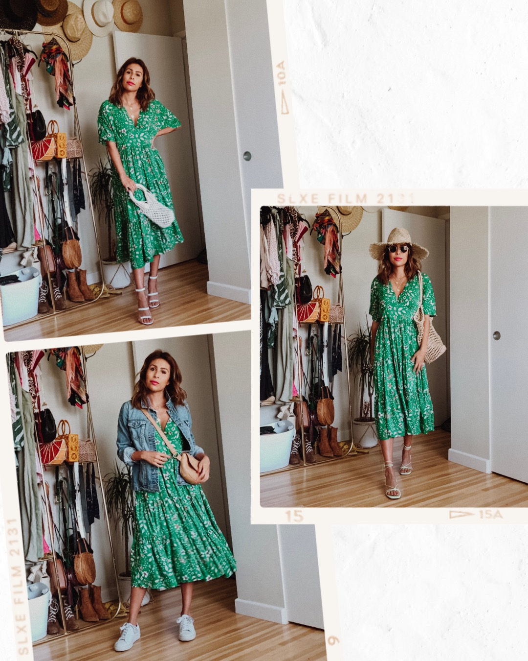 3 Ways to style a Flowy Dress for Summer
