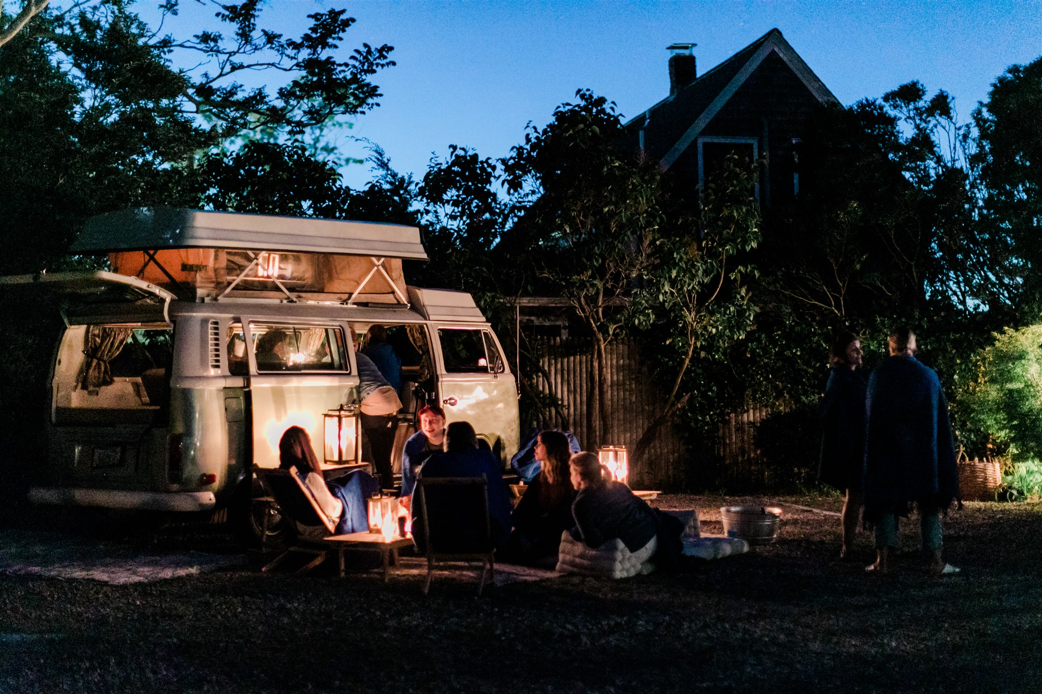 Night hangs in Ptown, Cape Cod with IFAW + Kin Travel