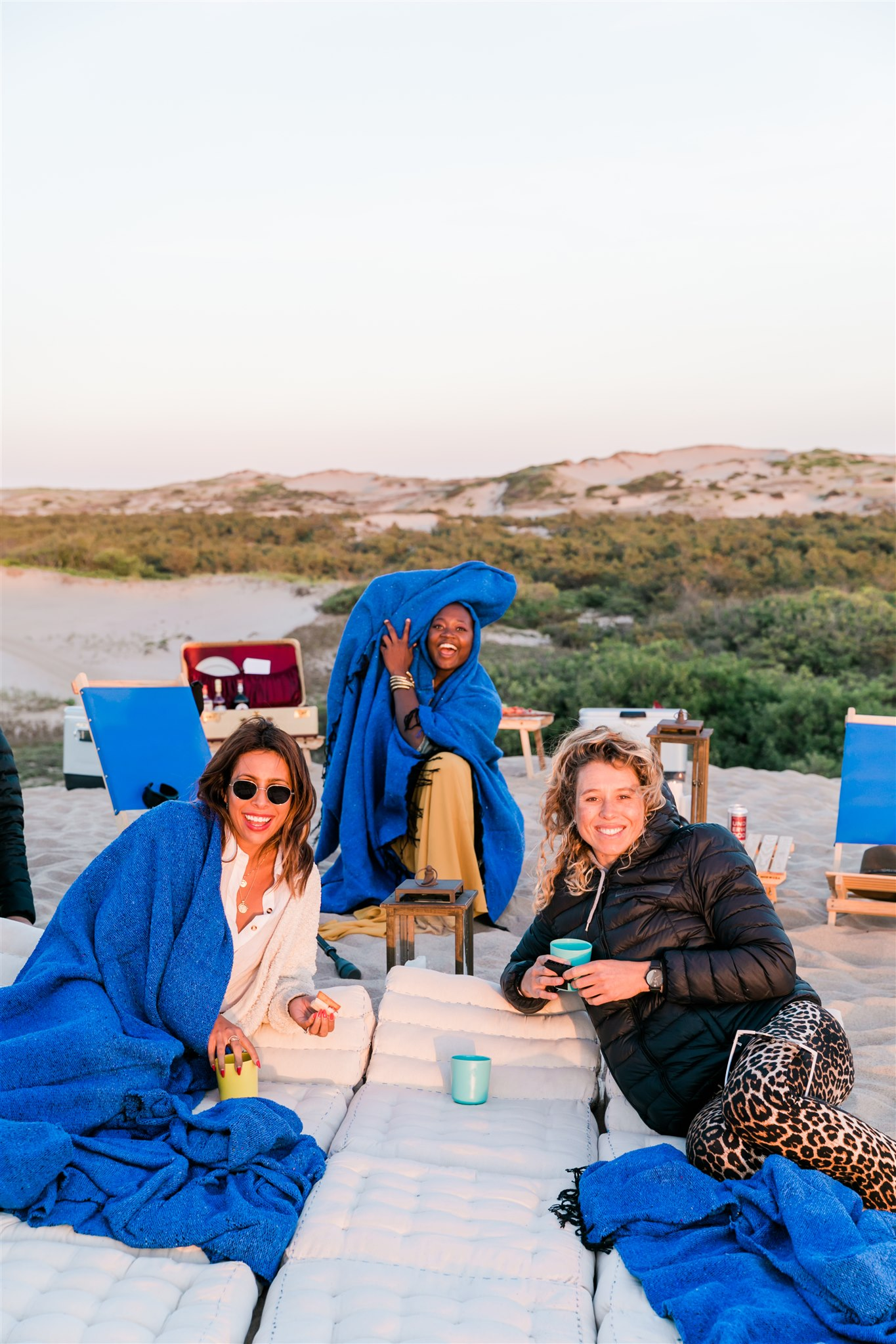 Sundowners in Ptown, Cape Cod with IFAW + Kin Travel
