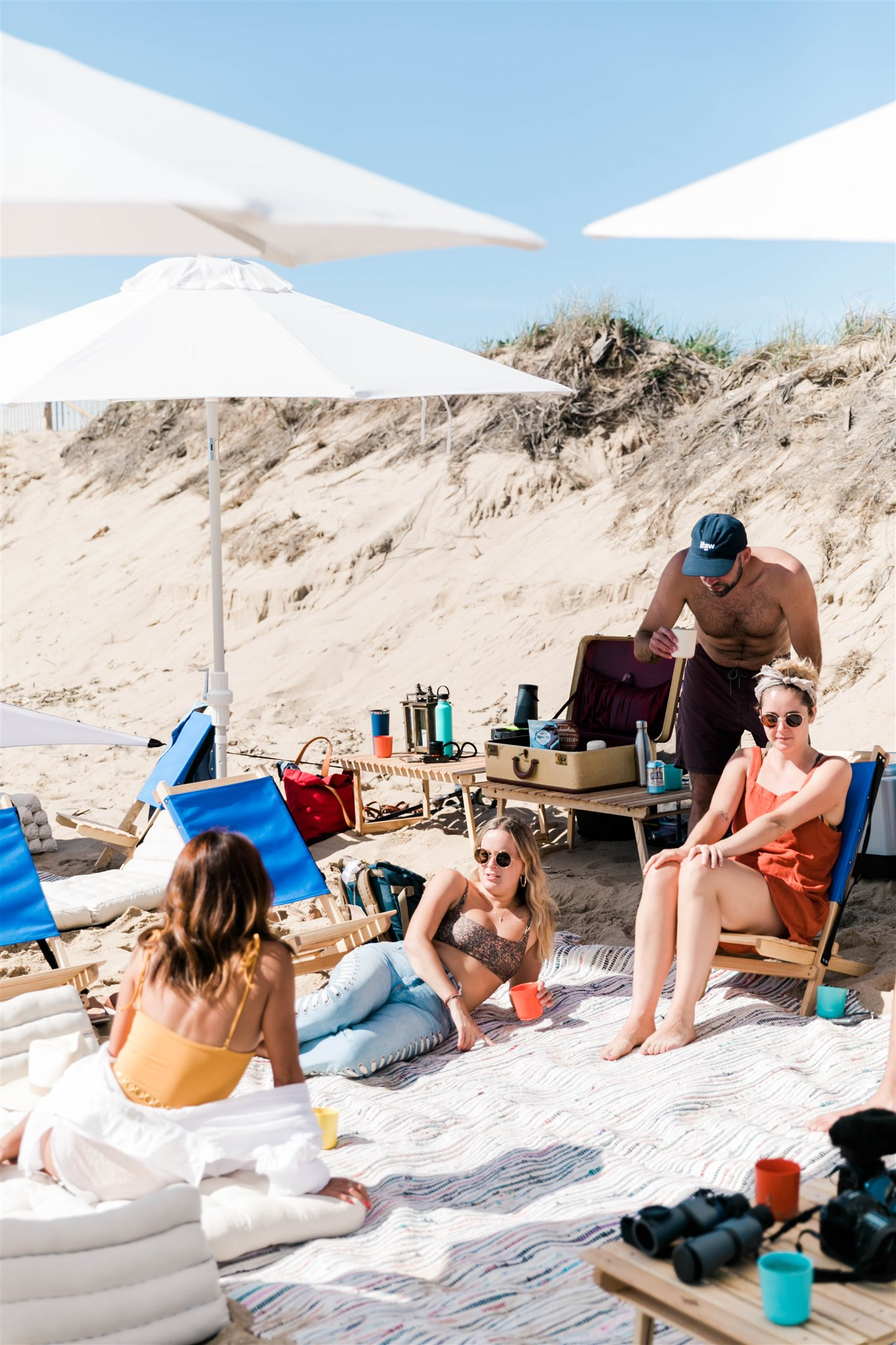Beachside in Ptown, Cape Cod with IFAW + Kin Travel