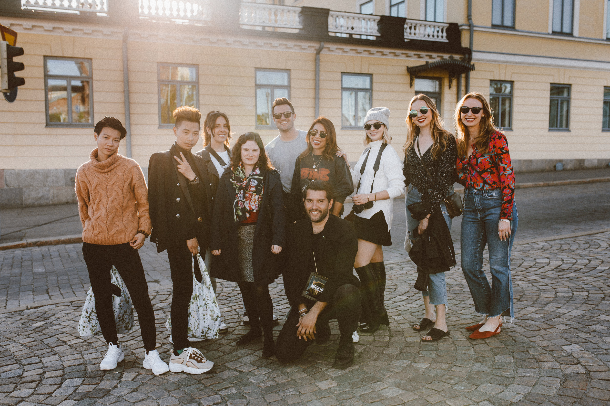 FInland Group Trip