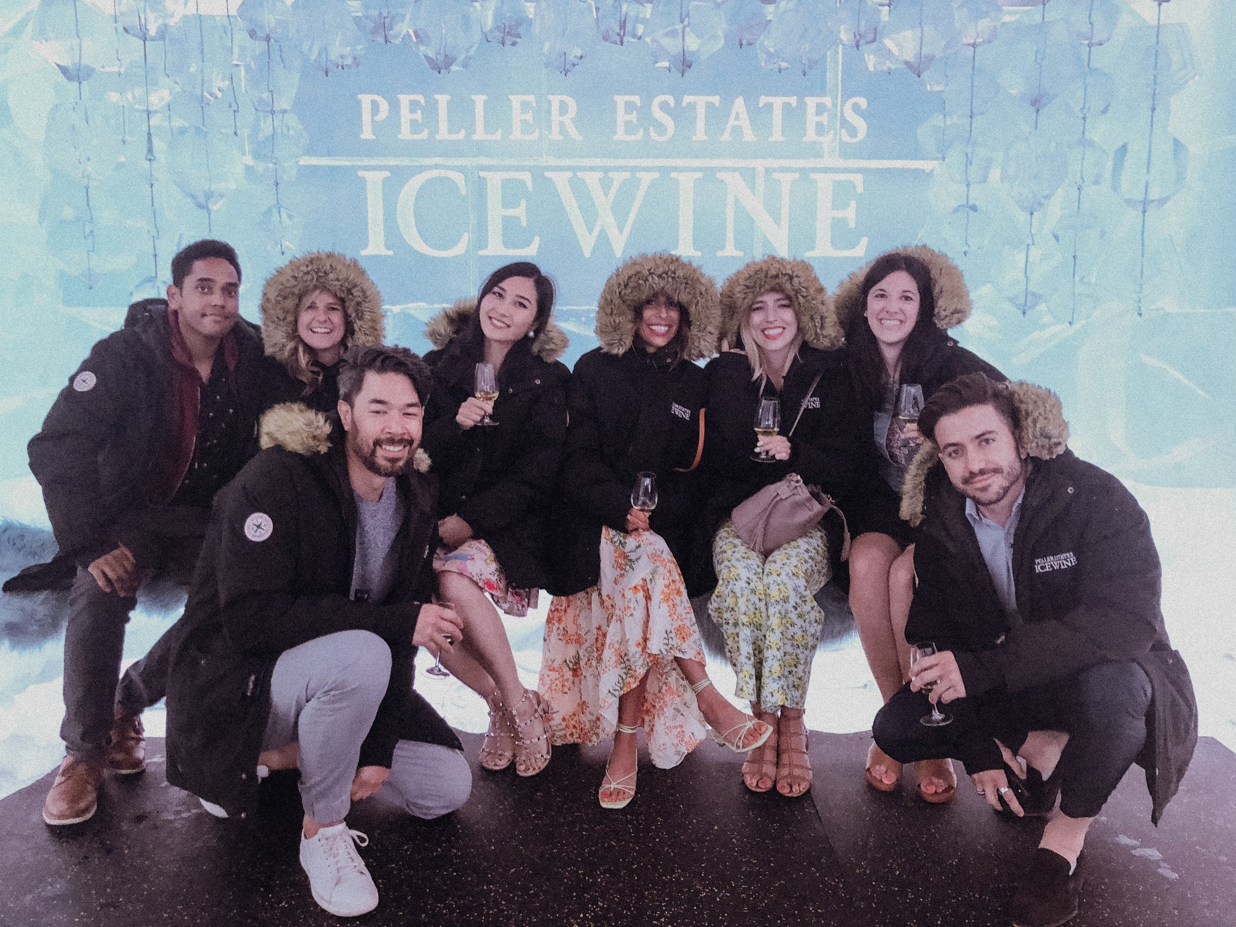 Peller Estates Ice Wine Room