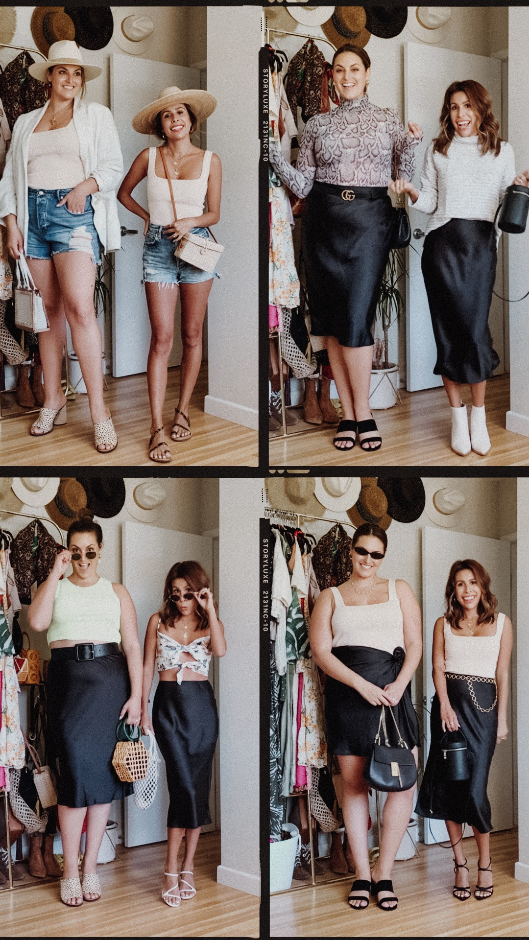 Size Inclusive Outfit Ideas by Miss Zias and Everyday Pursuits