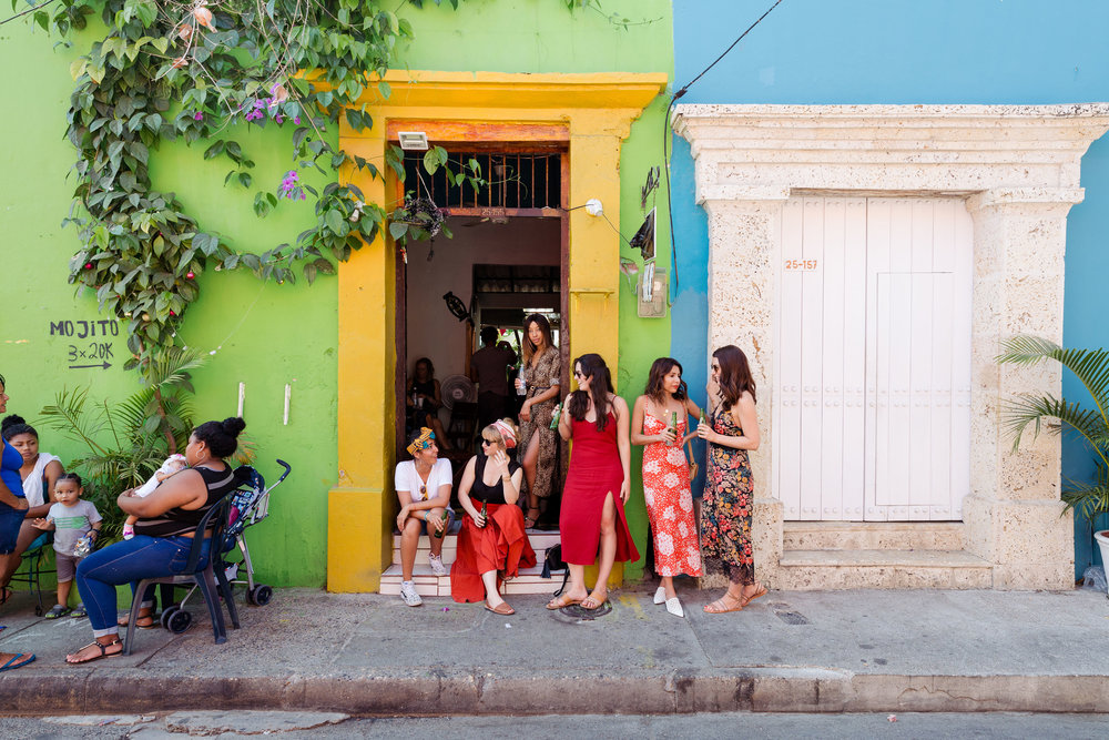 TRAVEL DIARY: COLOMBIA -