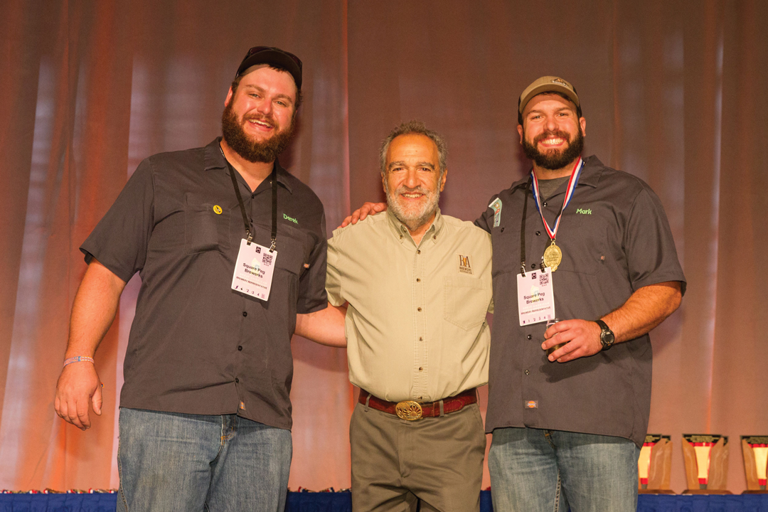GREAT AMERICAN BEER FESTIVAL GOLD MEDAL WINNERS OF 2017