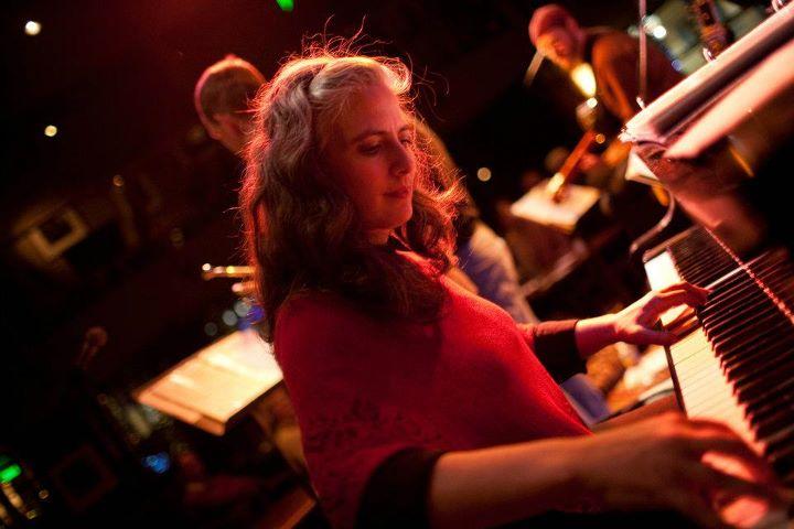 Pianist Mary Louise Knutson, Dakota Jazz Club, Minneapolis, MN