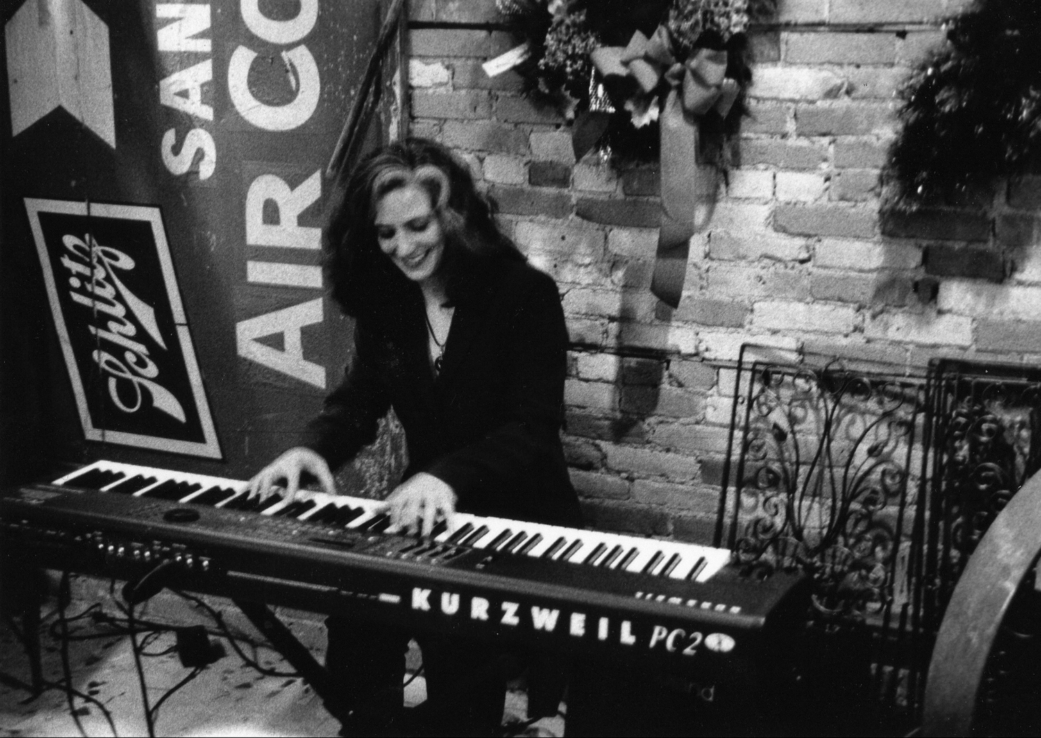Pianist Mary Louise Knutson, Evolutions In Design, Wausau, WI